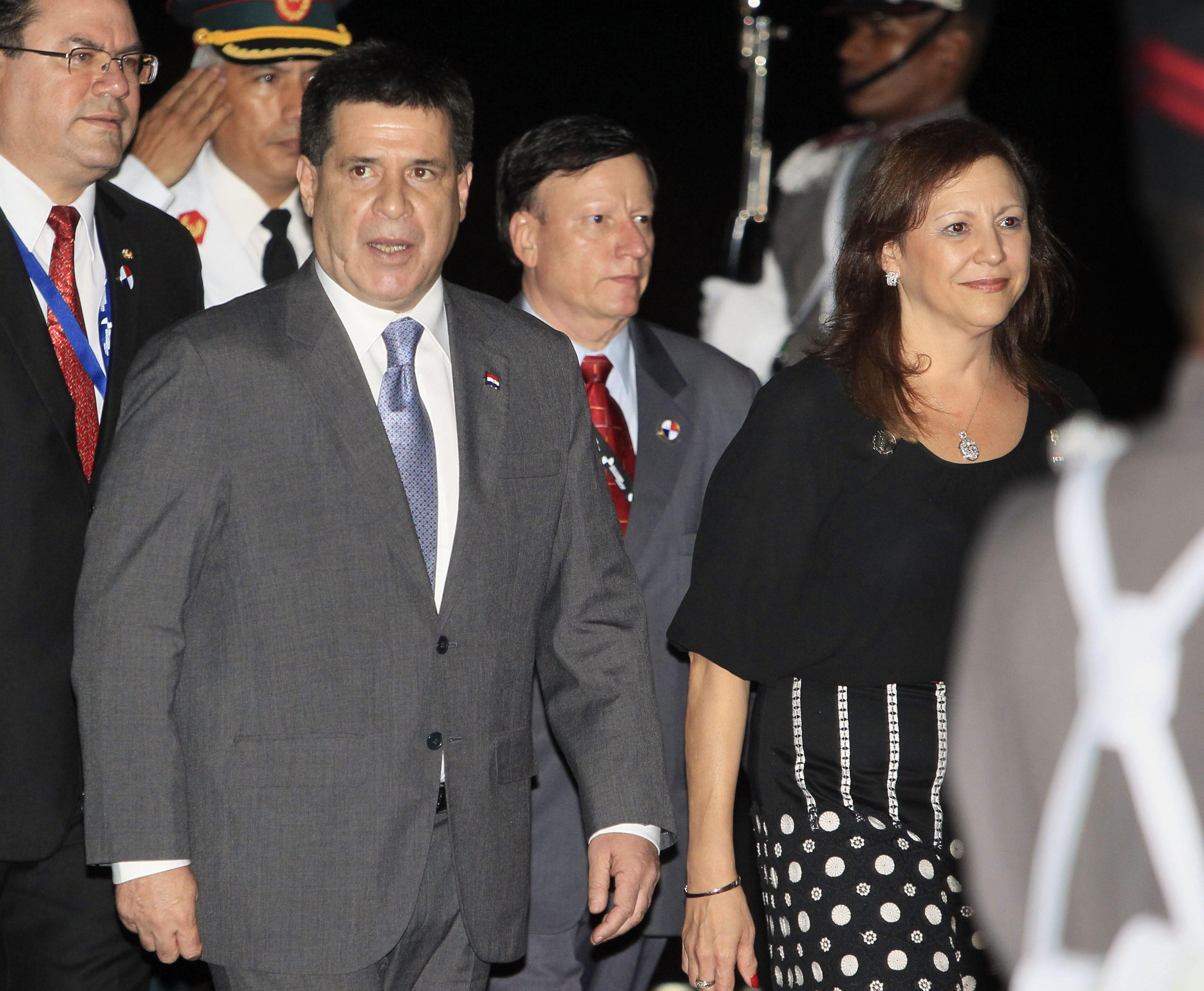 Cartes promueve las ventajas de Paraguay entre inversores de Iberoamérica
