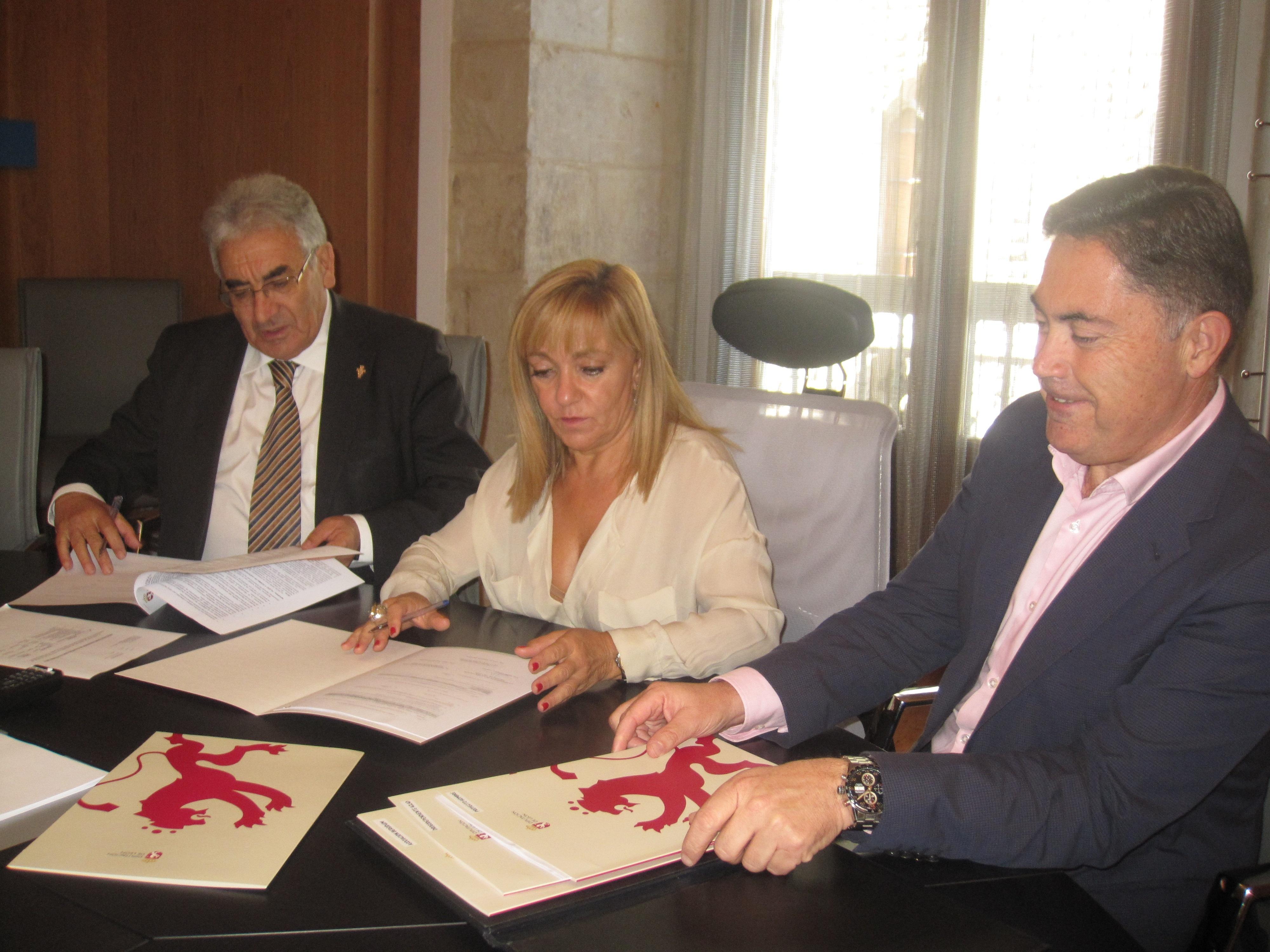La Diputación de León destina 9.000 a la Fundación Secretariado Gitano para realizar actividades de integración