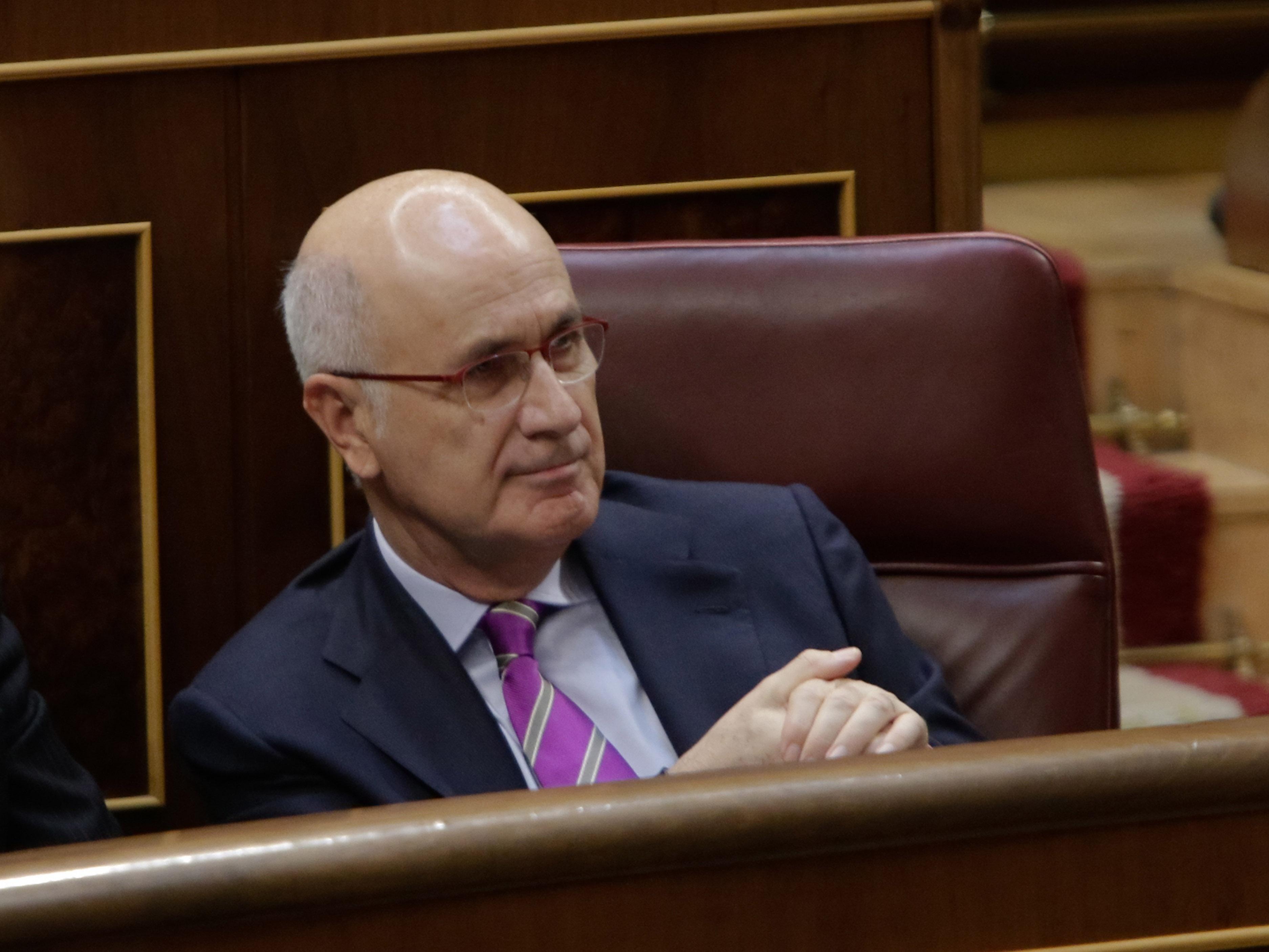 Duran no tiene «mucha esperanza» en que el Gobierno haga alguna propuesta sobre Cataluña: «No soy muy optimista»