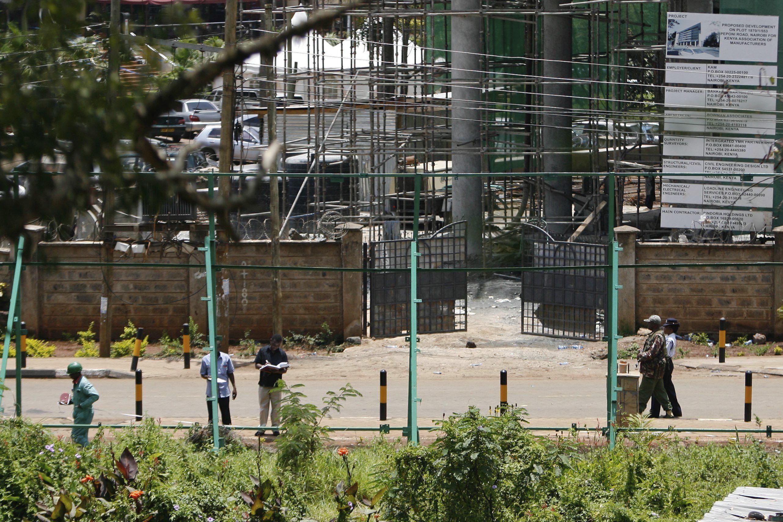 Un nuevo vídeo del atentado en Nairobi muestra la sangre fría de los asaltantes