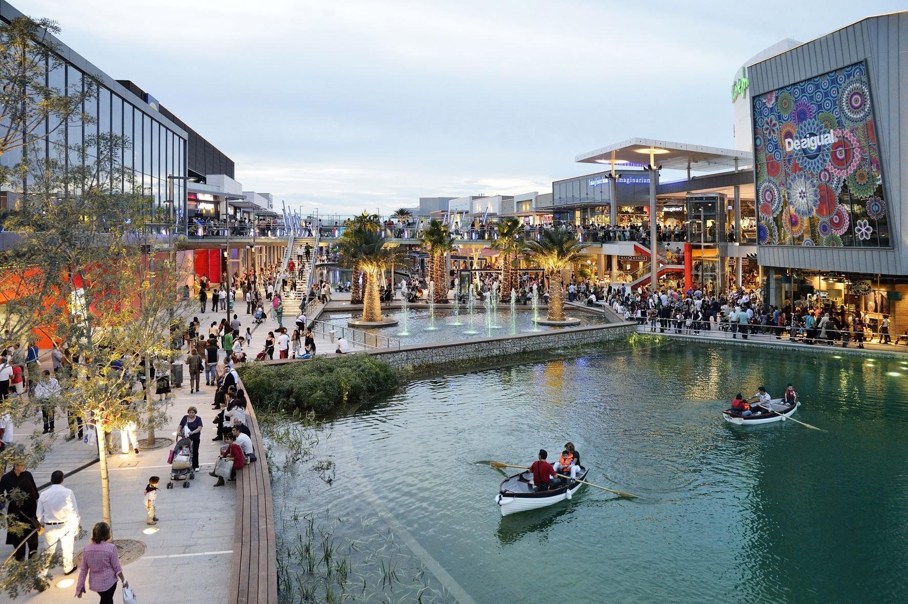 El fondo de Orion European Real Estate III compra el 50% de Puerto Venecia
