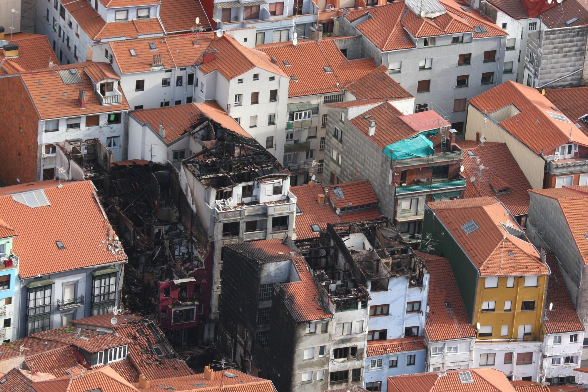 Expertos abordarán en Vitoria la seguridad de edificios ubicados en los centros históricos de los pueblos y ciudades