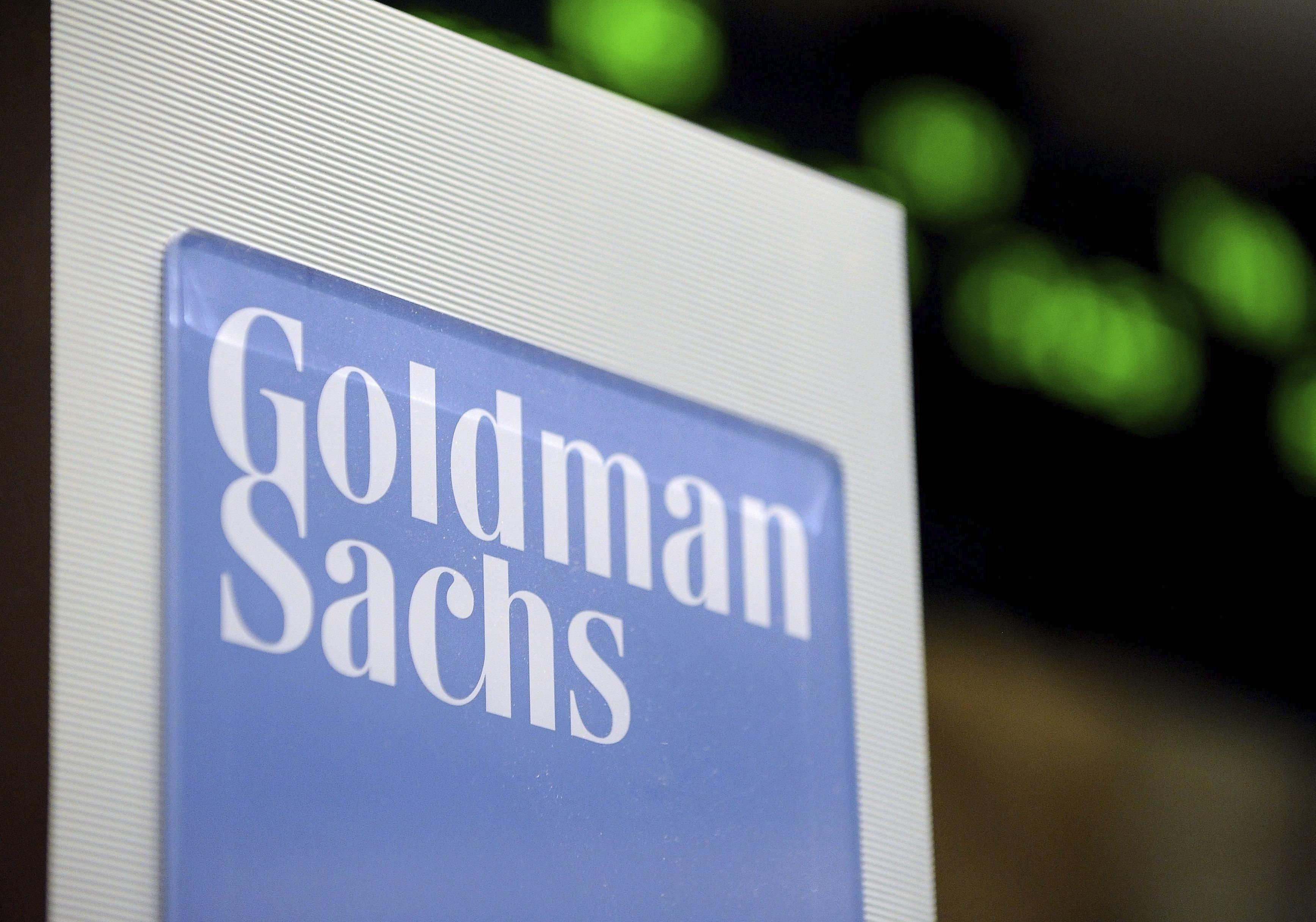 Goldman Sachs ganó un 25 por ciento más pero se atasca en el último trimestre
