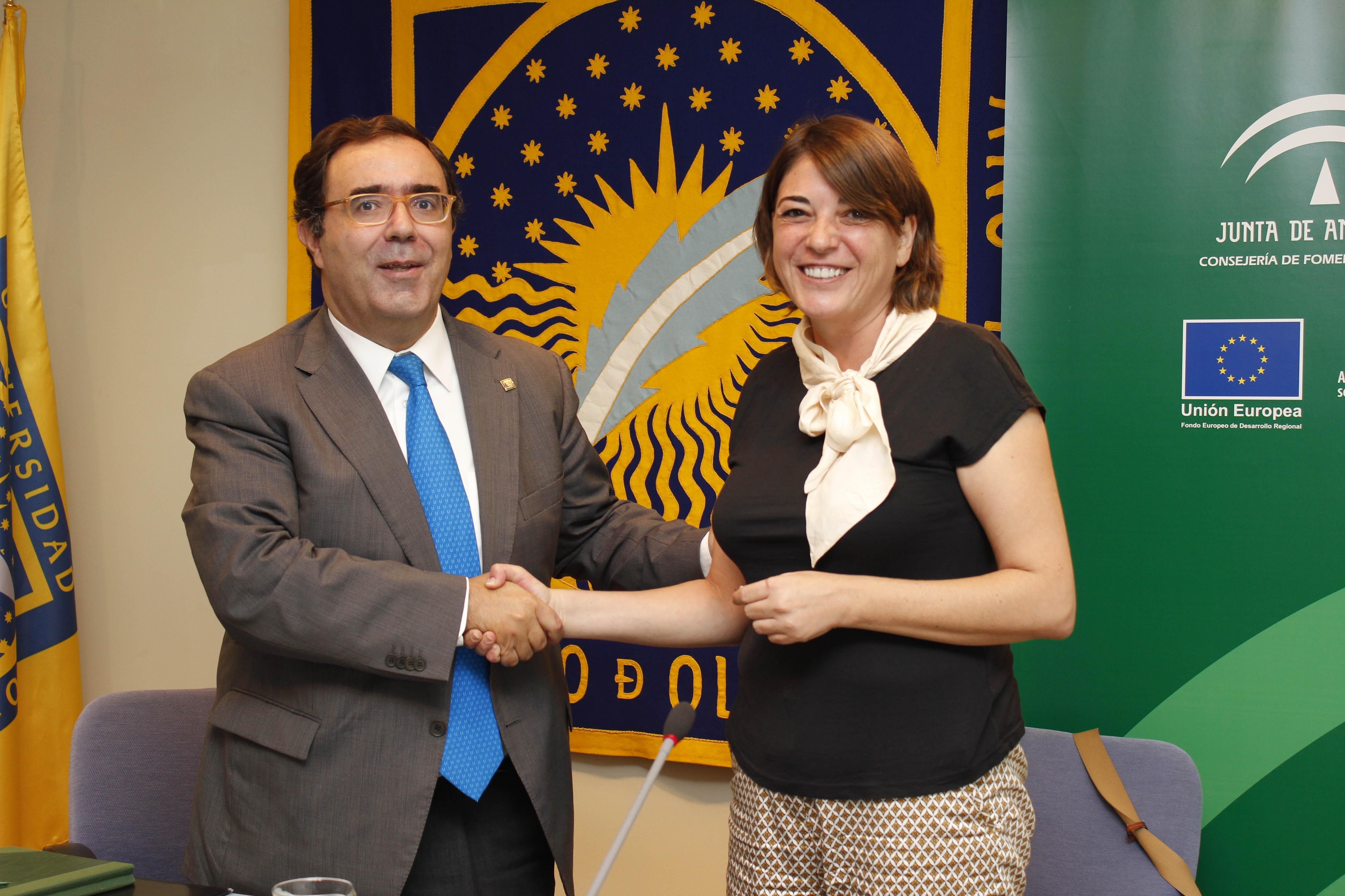 La Junta financia cinco proyectos de UPO sobre movilidad y eficiencia energética por 1,2 millones