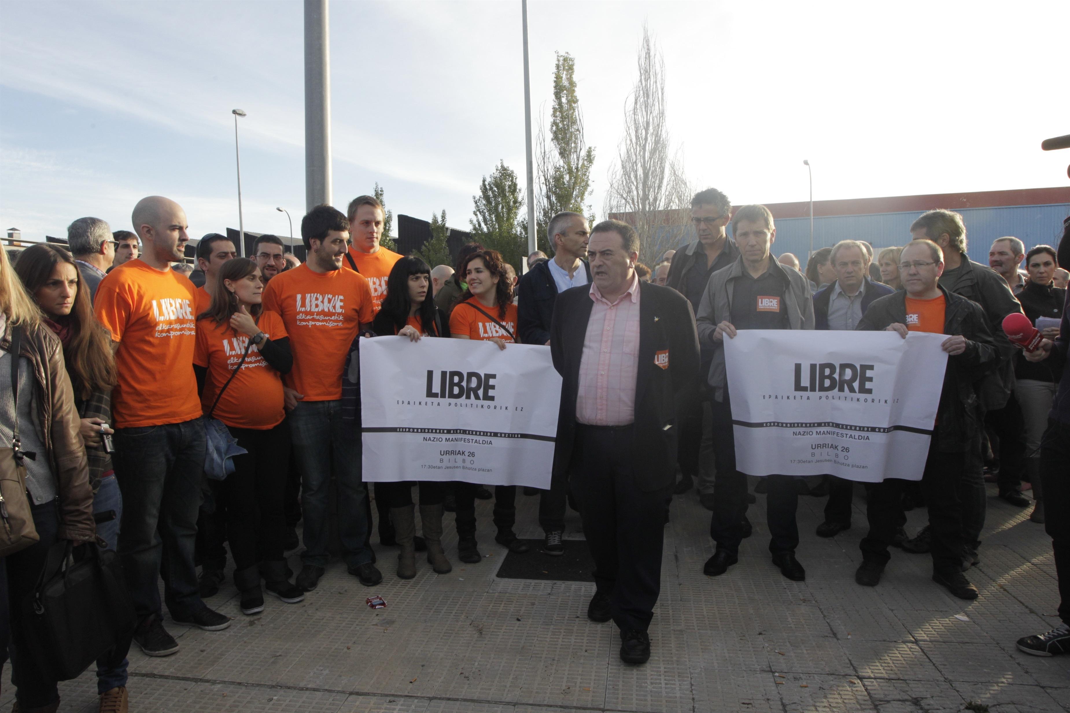 Karmelo Landa pide la absolución de los acusados en el juicio de las »herrikos»