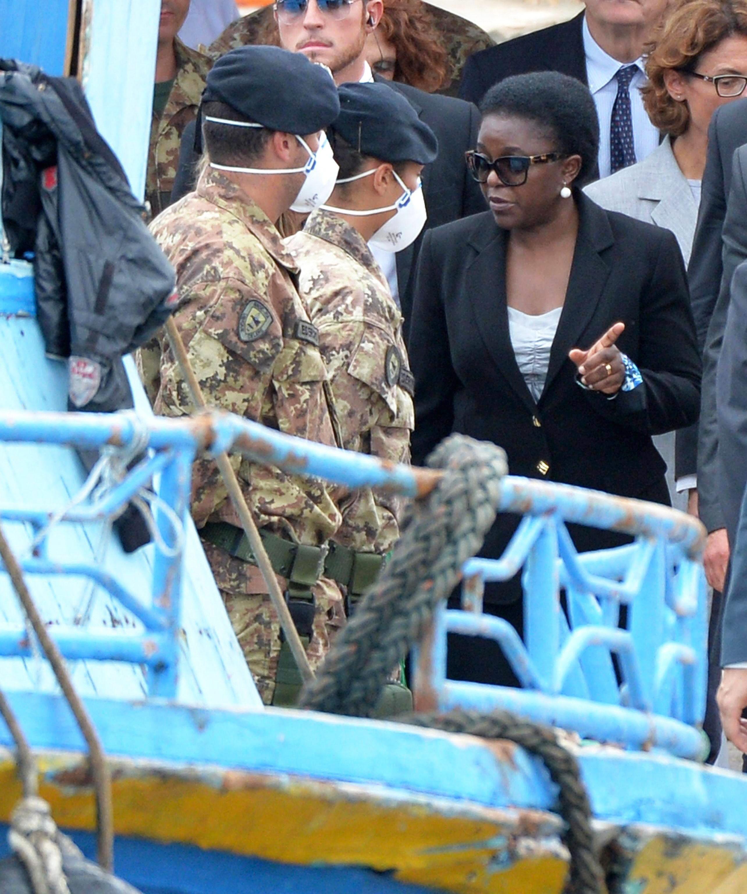 Lampedusa revela las carencias de las políticas migratorias en la UE