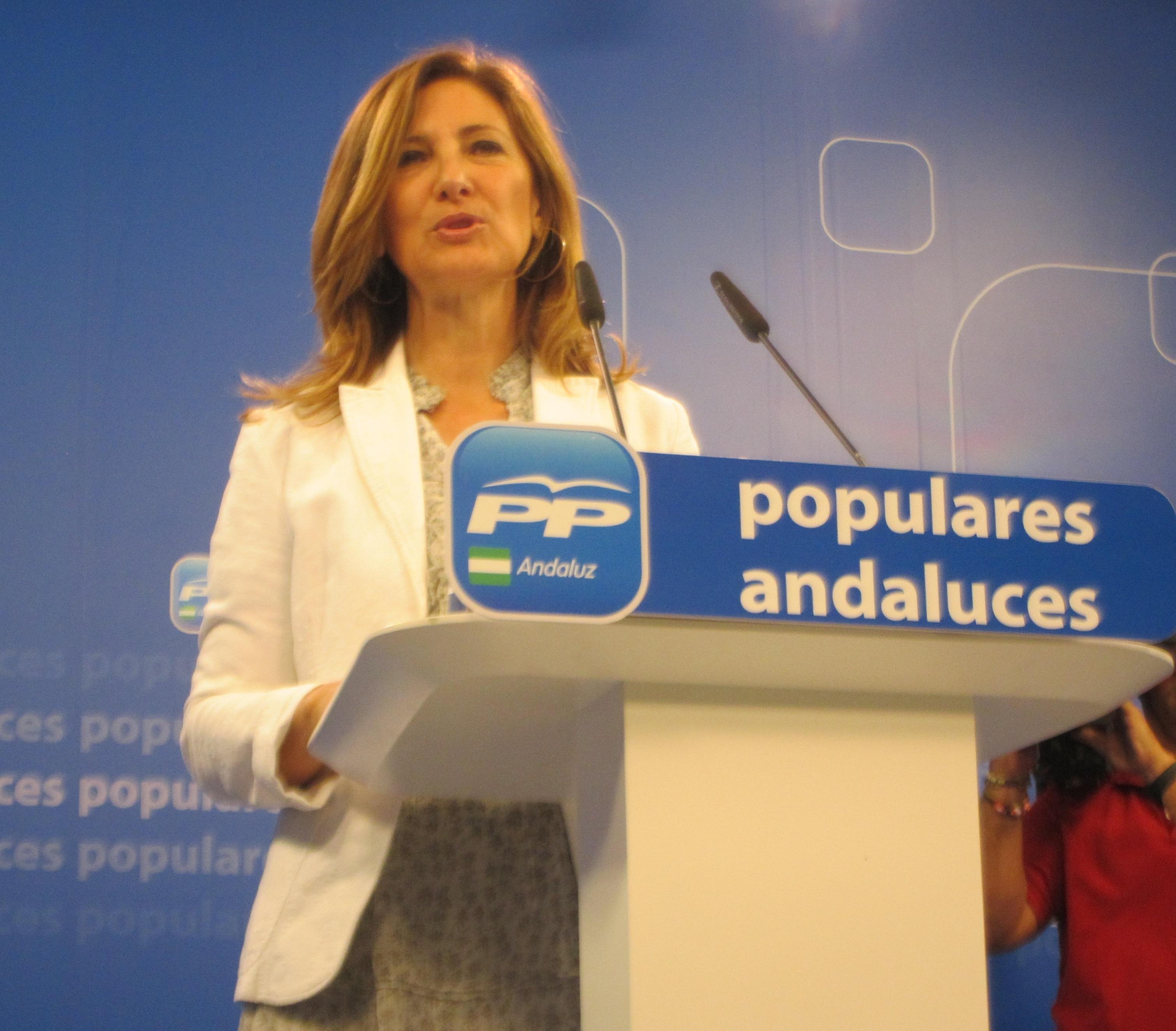 PP-A cree que «el bipartito está deseando que el Gobierno recurra» la ley antidesahucios de la Junta