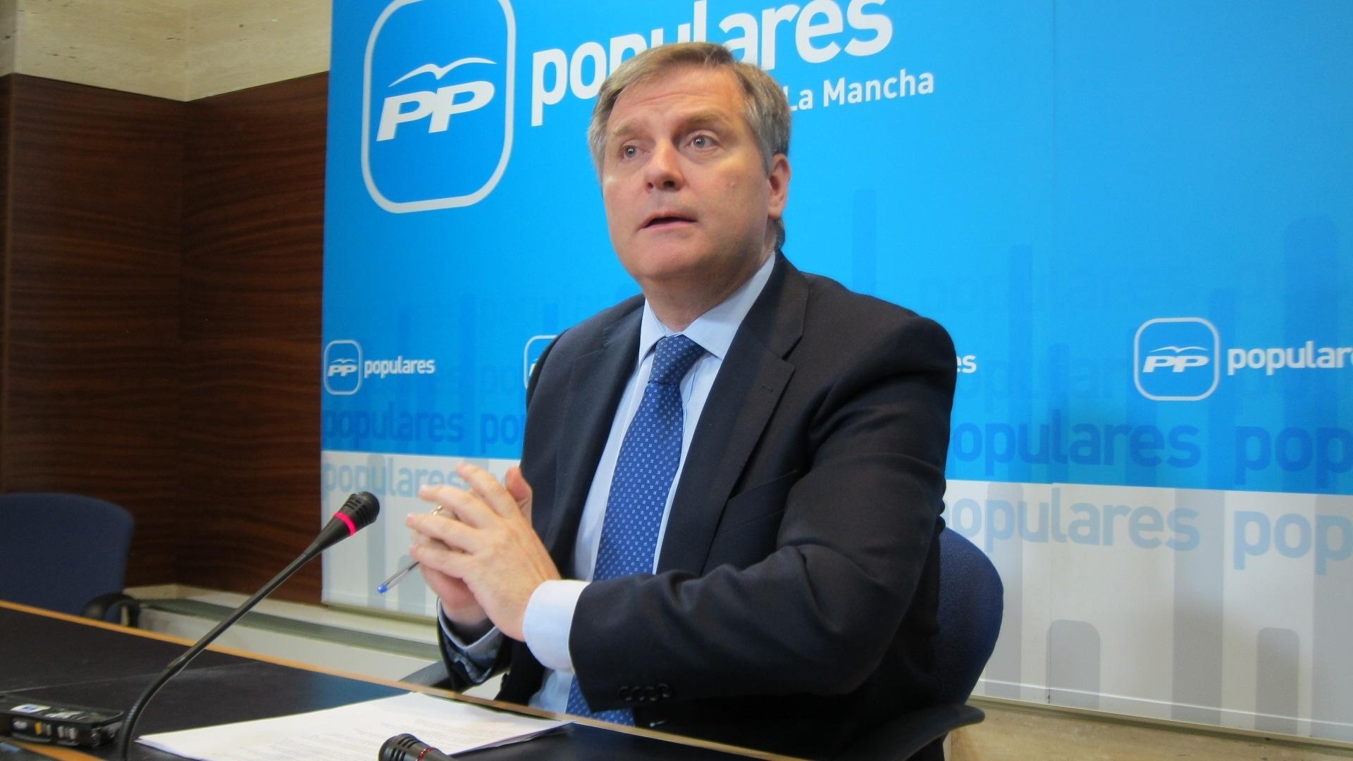 PP C-LM defiende que este miércoles se constató el «éxito» de Cospedal en materia hidráulica