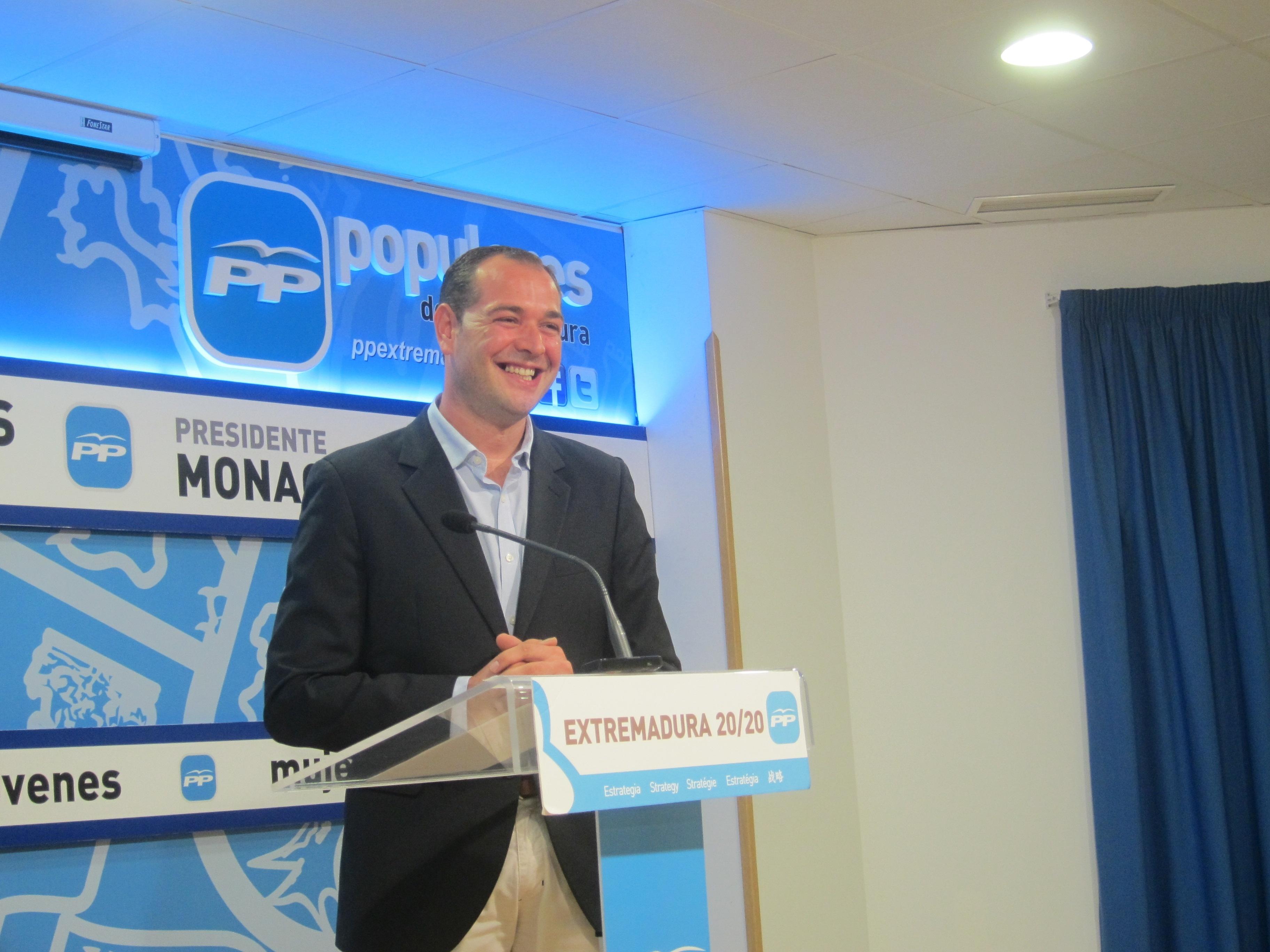 El PP dice que la enmienda a la totalidad del PSOE es una «carta a los reyes magos» que «no» ofrece «alternativa»