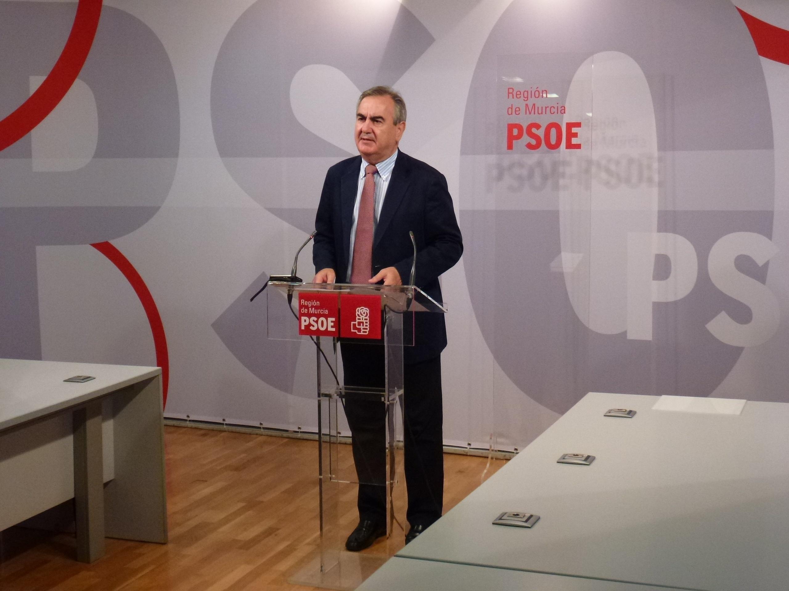 El PSRM convoca para este viernes el referéndum sobre las Primarias