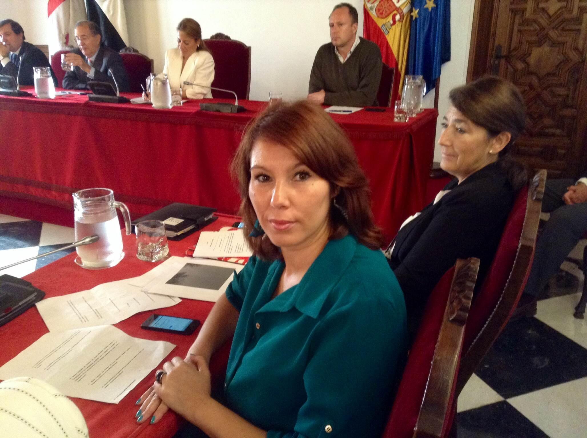 Rosa Palomino sustituirá a Luis Fernando Gallego al frente del delegación de Participación Ciudadana de Cáceres