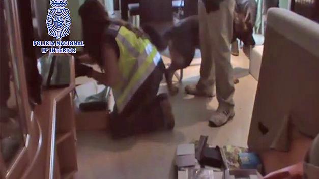 La Policía esclarece uno de los mayores robos de joyería cometidos en España