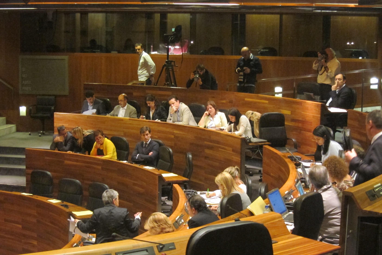 El Principado atribuye a una «peripecia administrativa» el retraso en las obras del Colegio Carmen Ruiz-Tilve