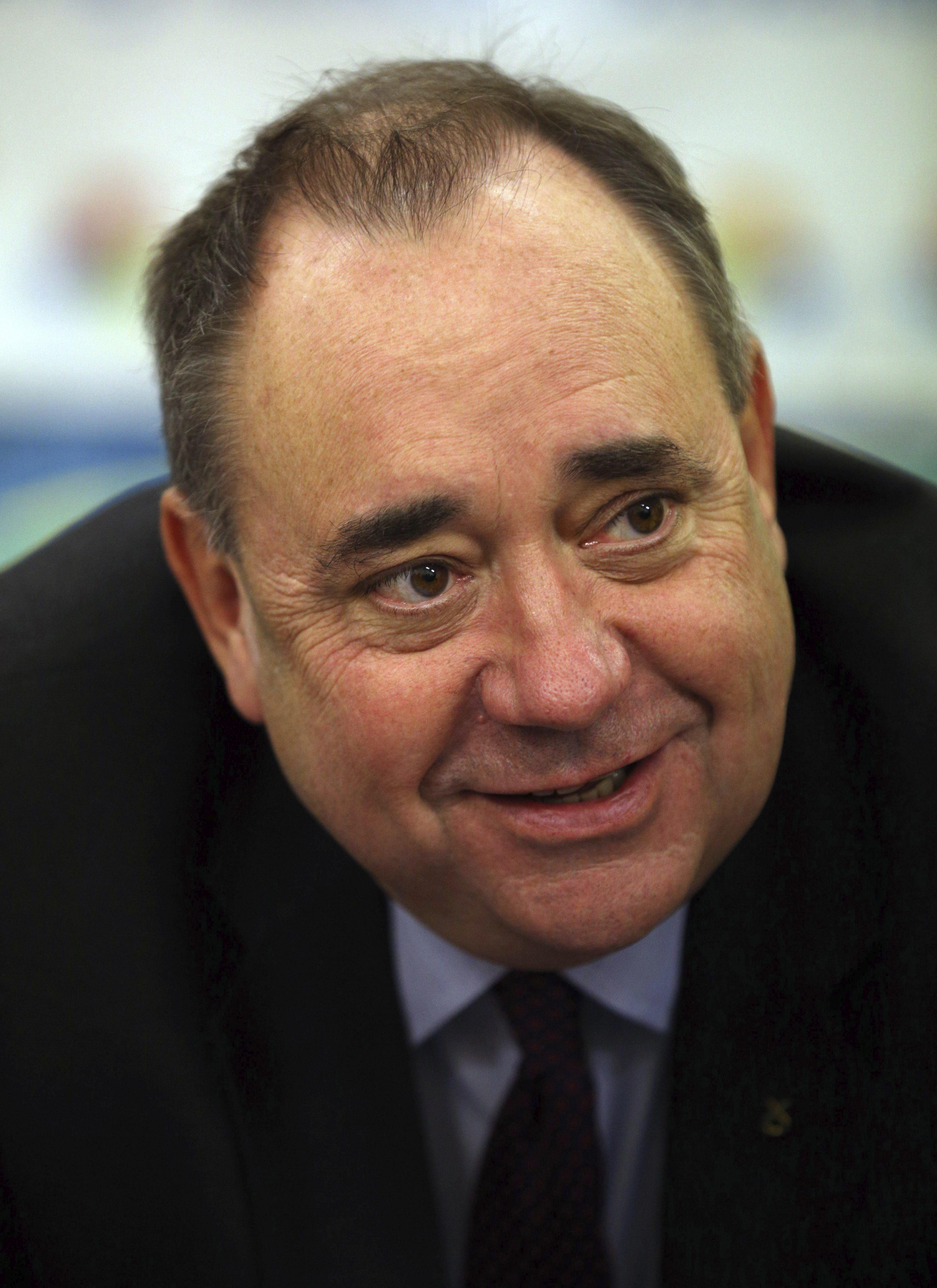Salmond inaugura el congreso de su partido con llamamiento a la independencia