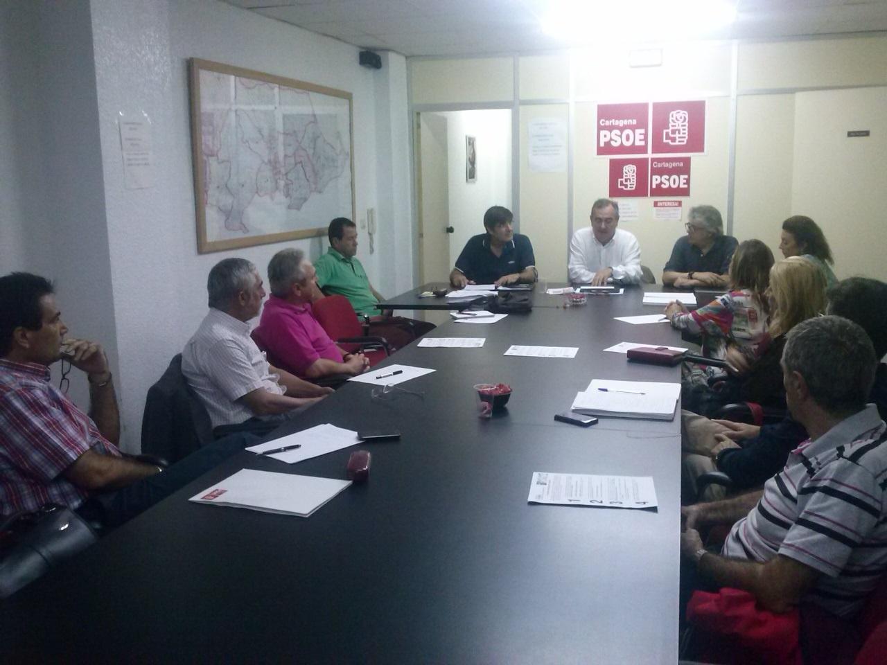Secretaria general del PSOE de Cartagena destaca la importancia del referéndum de este viernes