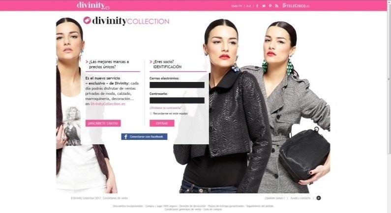 Showroomprive se alía con Mediaset España en el lanzamiento de un nuevo servicio de ventas privadas »online»