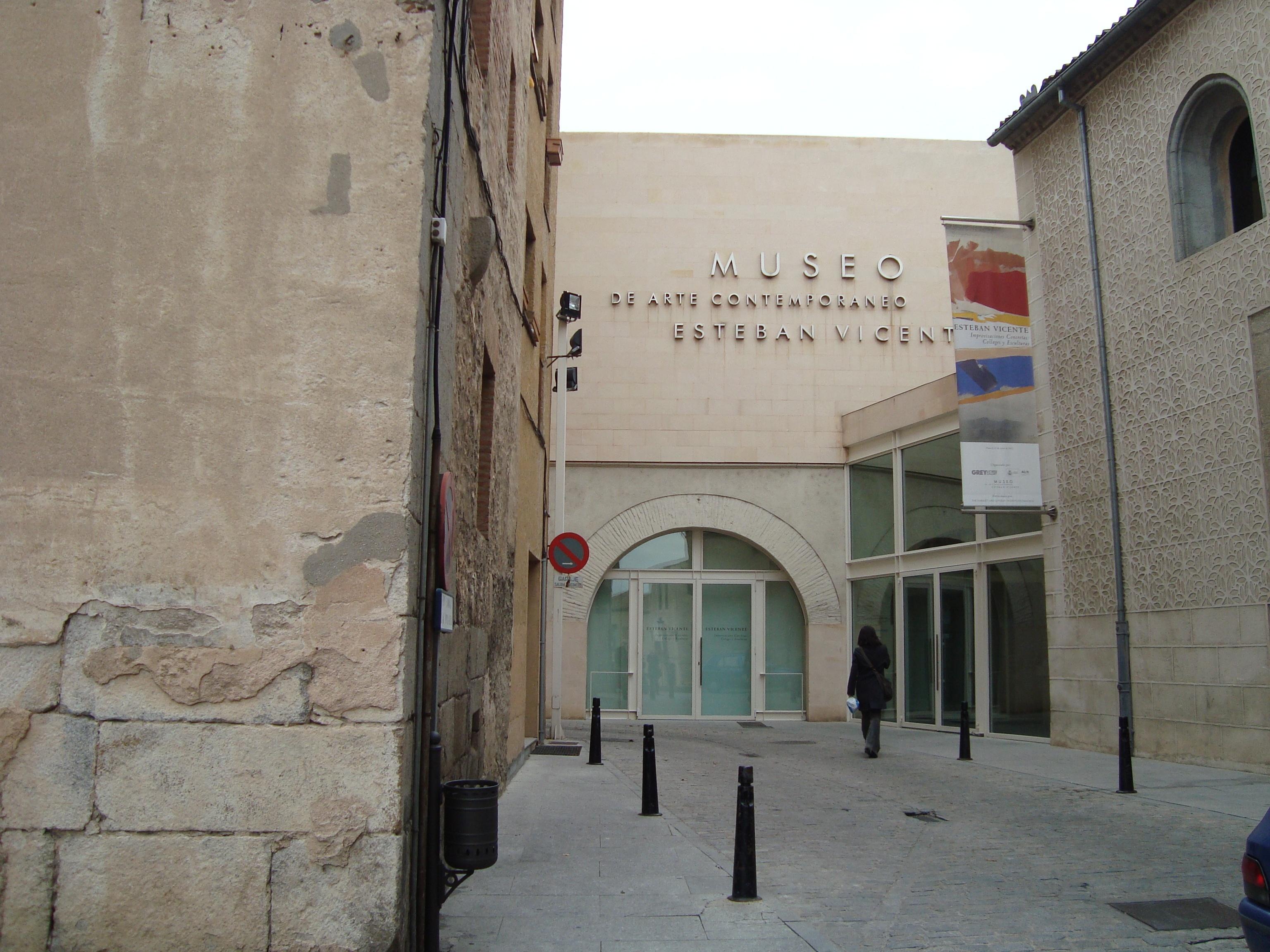 El Foro Social de Segovia exige esfuerzo a las instituciones para evitar el cierre del Museo Esteban Vicente
