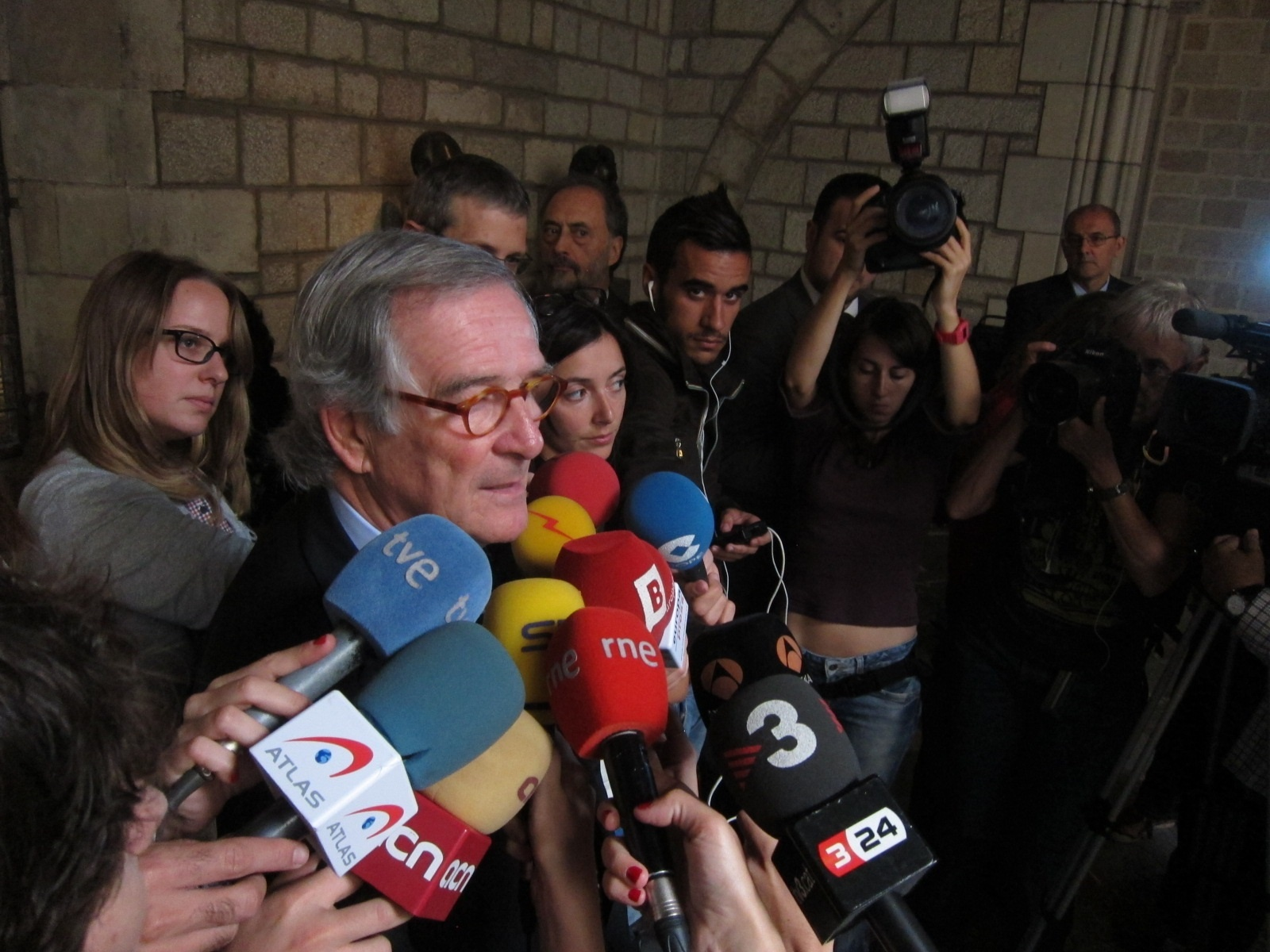 Trias ve inviable la candidatura de 2022 por falta de consenso en Barcelona