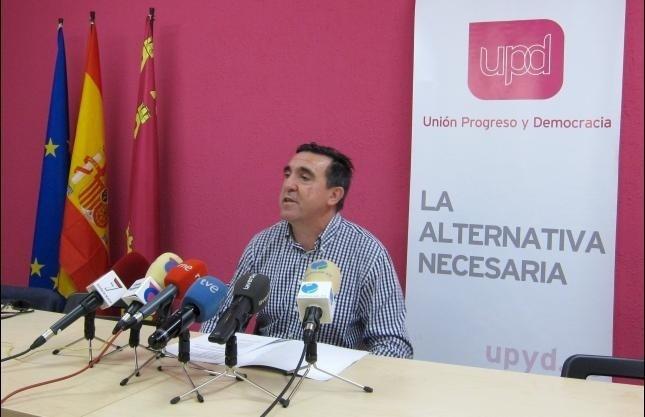 UPyD dice que proyecto de reforma de la administración local presentado «es un ataque directo a la democracia en España»