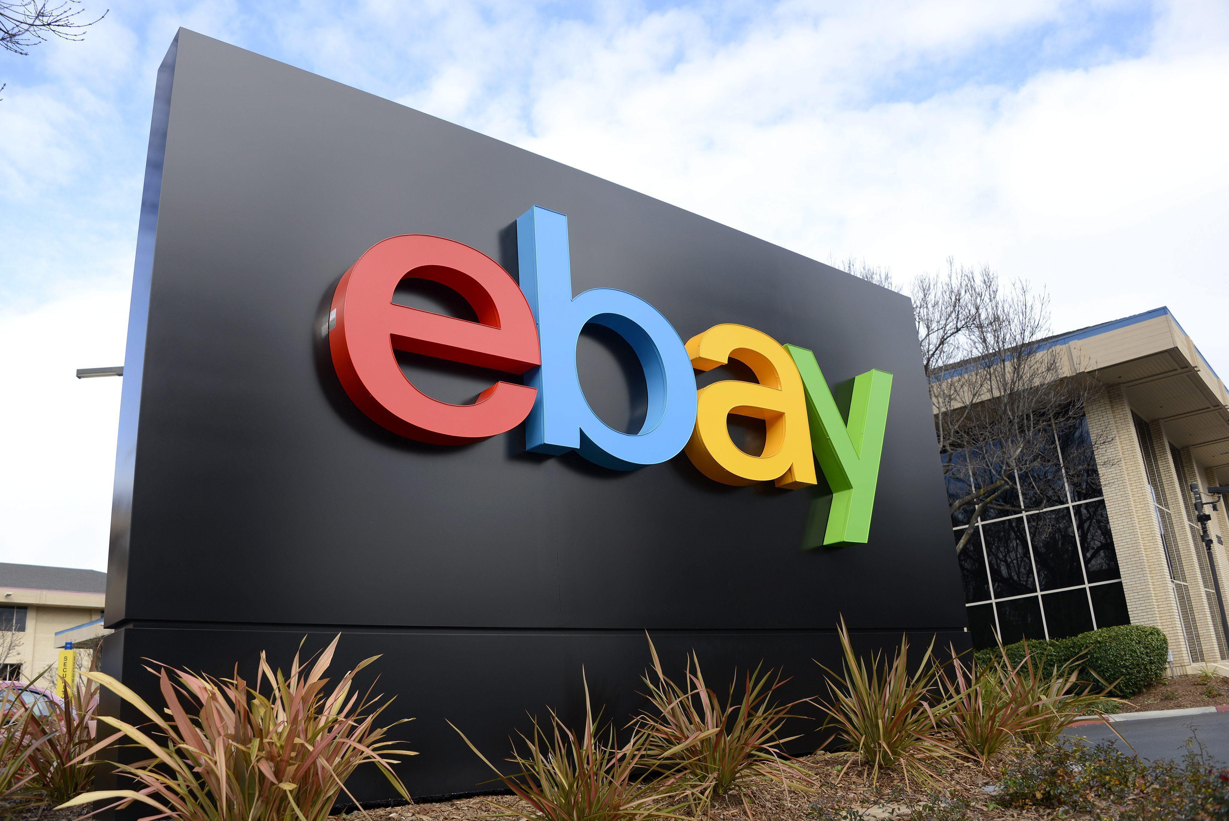 El beneficio neto de eBay aumenta un 15 por ciento en el tercer trimestre del año