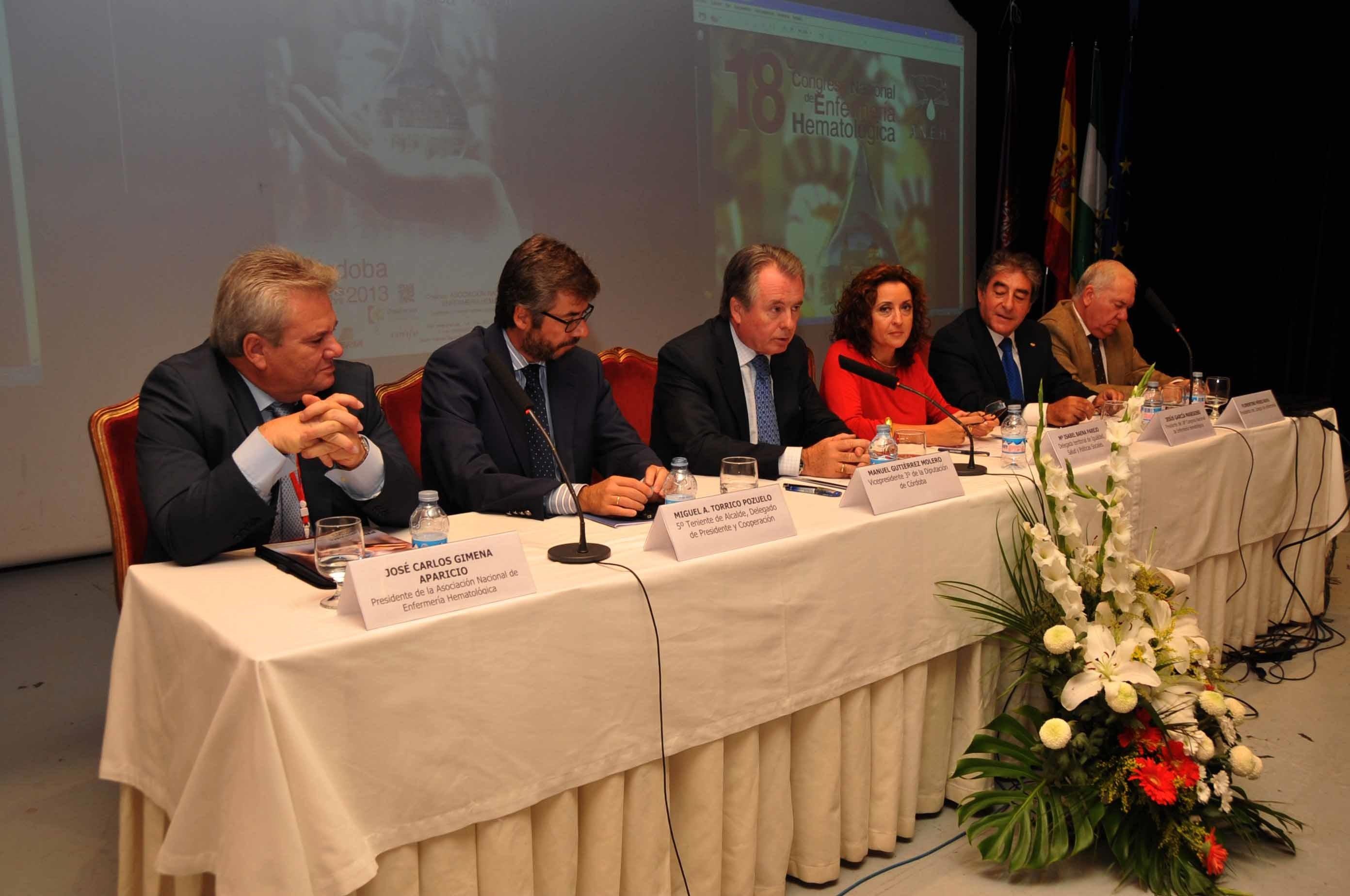 Un congreso aborda las novedades en Enfermería Hematológica