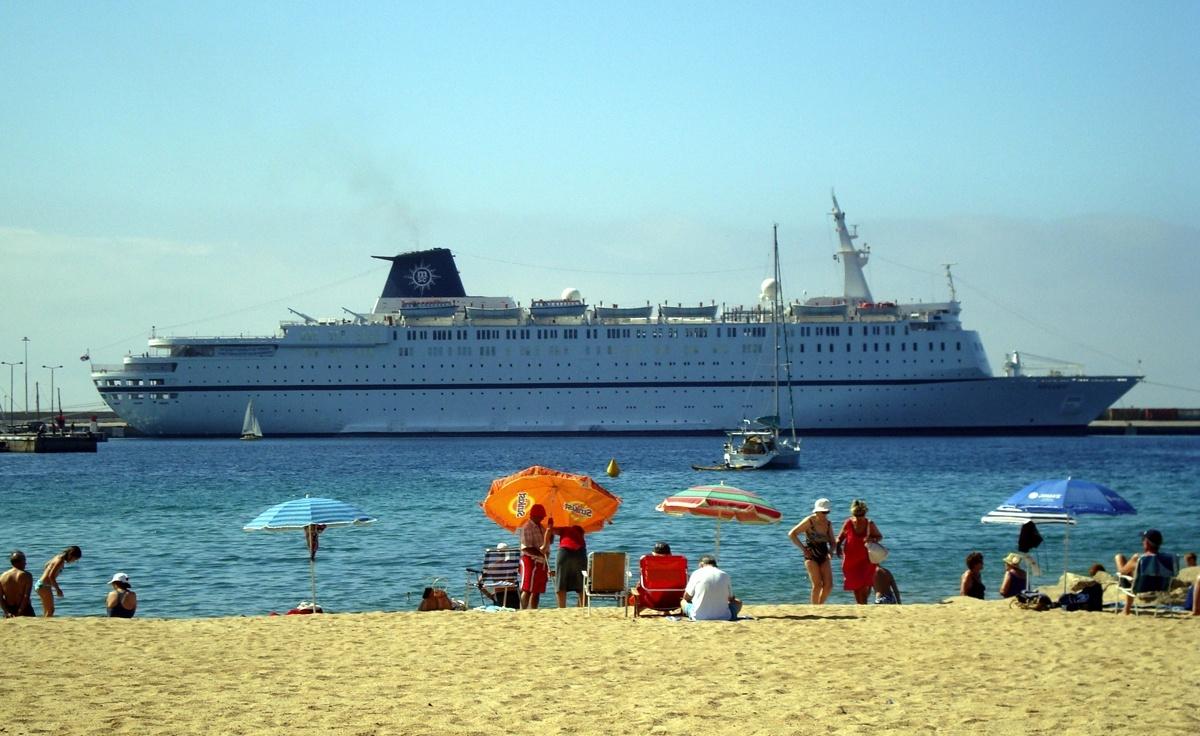 El número de cruceristas que ha recalado en Baleares hasta agosto ha aumentado un 29,51% hasta las 998.084 personas