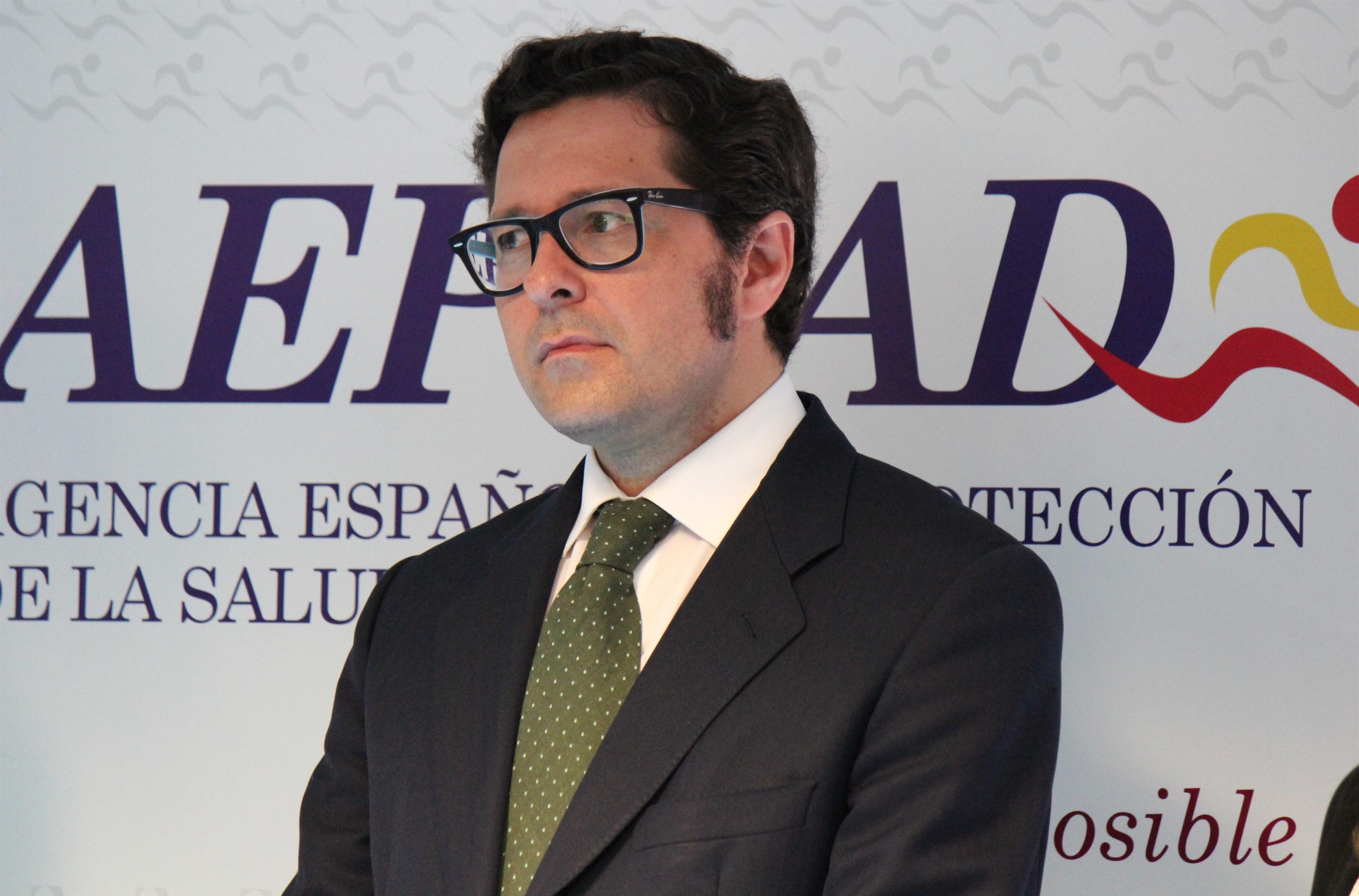 El nuevo director de la AEPSAD se guiará por la «tolerancia cero con el dopaje y el juego sucio en el deporte español»
