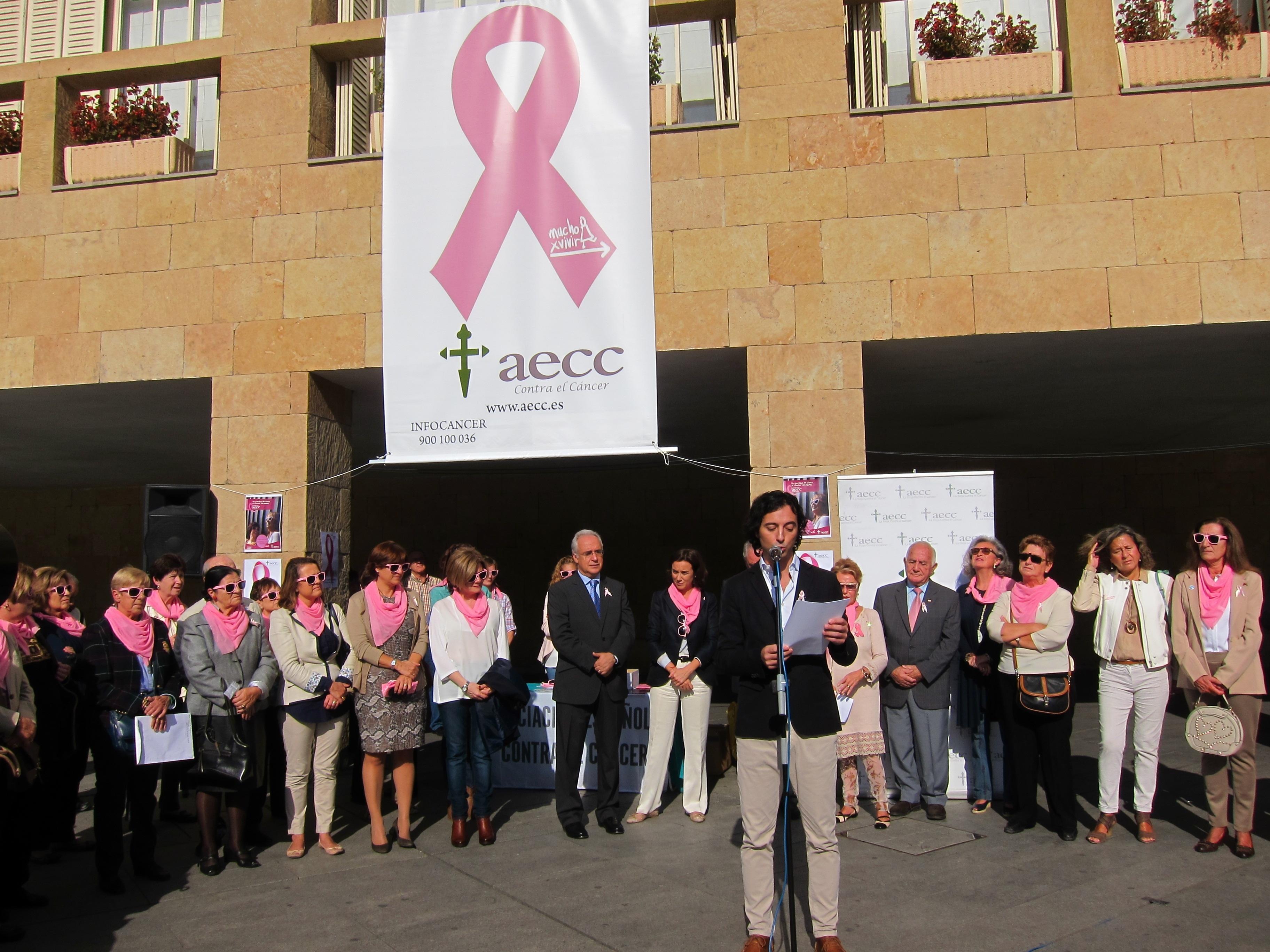 La AECC recuerda que «una detección a tiempo puede salvarte la vida» en el Día Mundial Contra el Cáncer de Mama