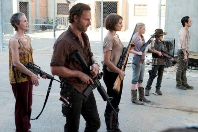 Andrew Lincoln (»The Walking Dead»): «El grupo se dividirá irrevocablemente»
