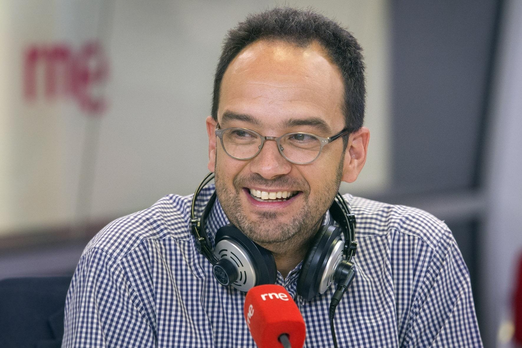 Antonio Hernando (PSOE): «A Ana Botella cuando las escuchas sientes vergüenza ajena»