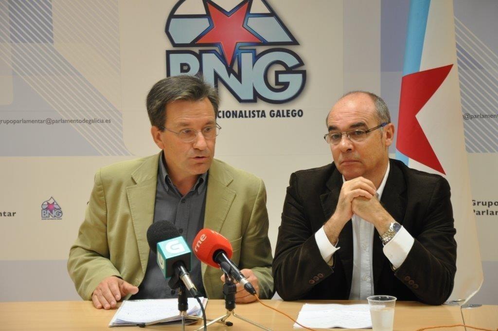 El BNG acusa a Feijóo de buscar «el desmantelamiento del autogobierno» y critica su «incapacidad para dialogar»