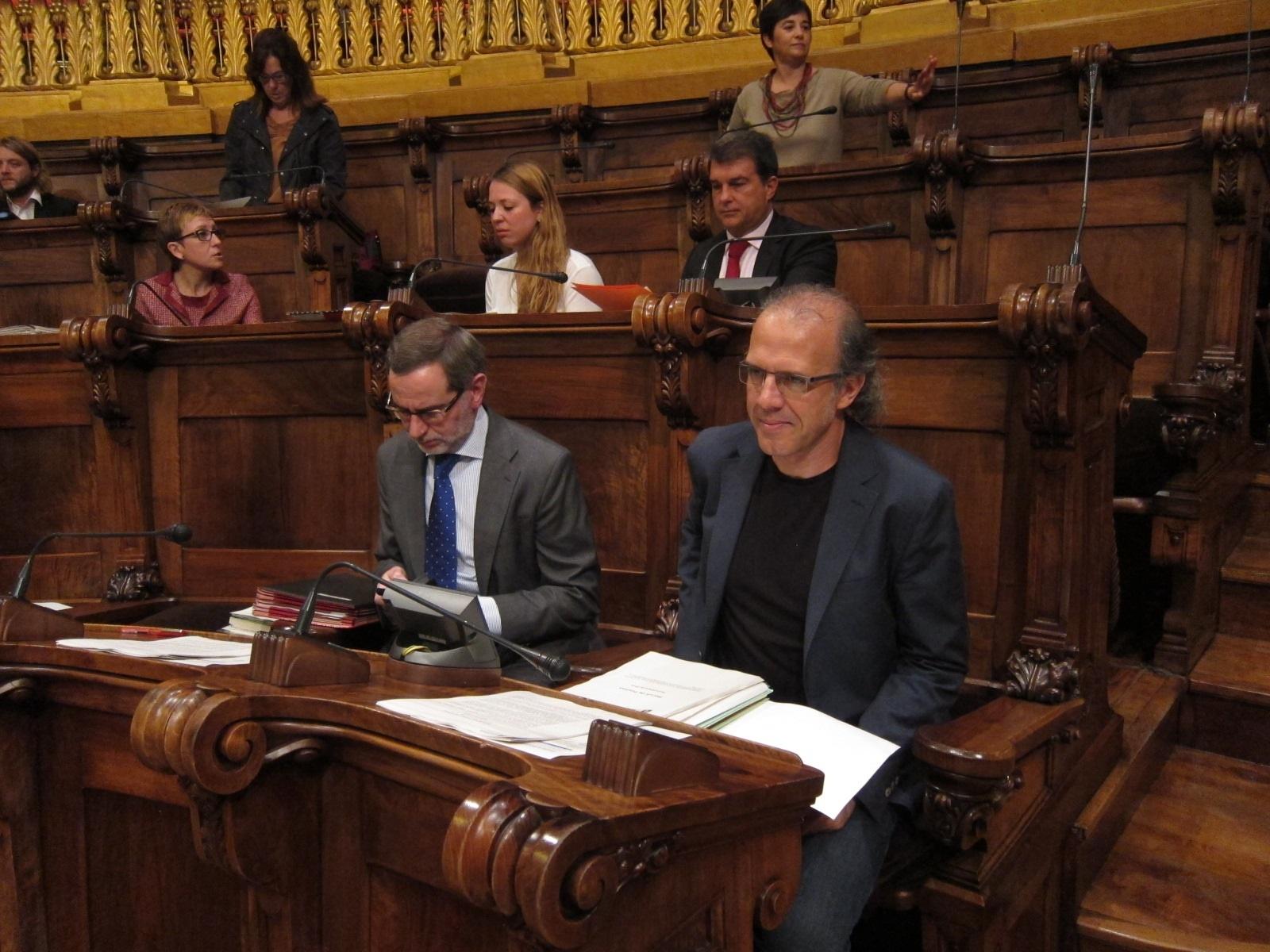 Barcelona incorporará un estudio propio al informe del Govern sobre agravios del Estado