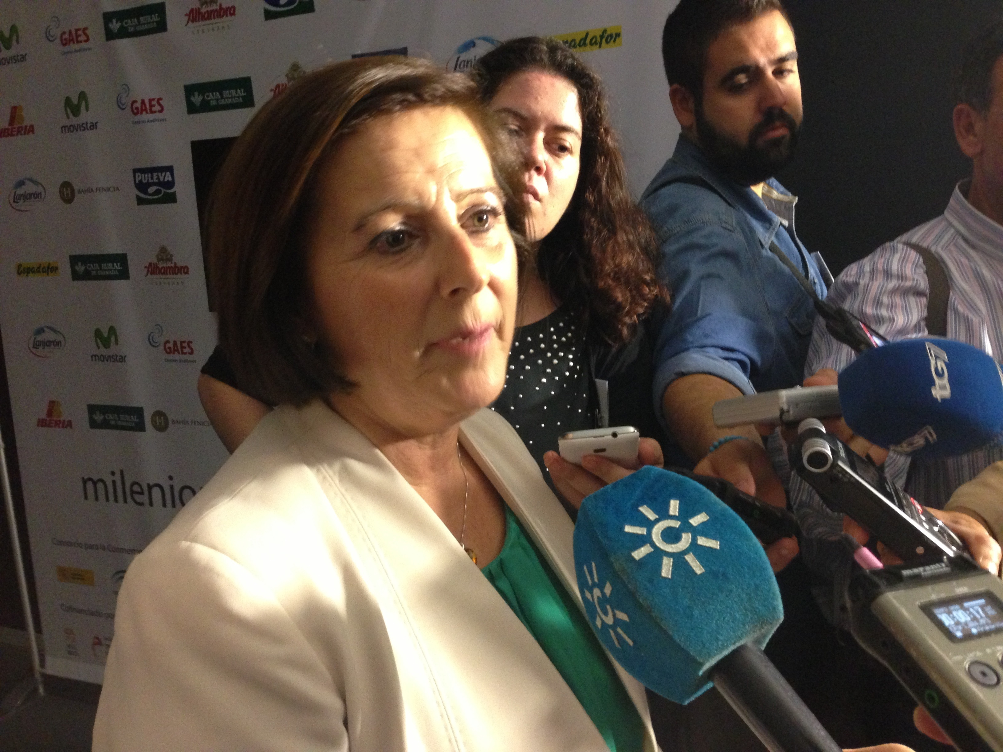 Consejera andaluza espera que el recorte de 8.000 millones «no incida» en el presupuesto de la comunidad