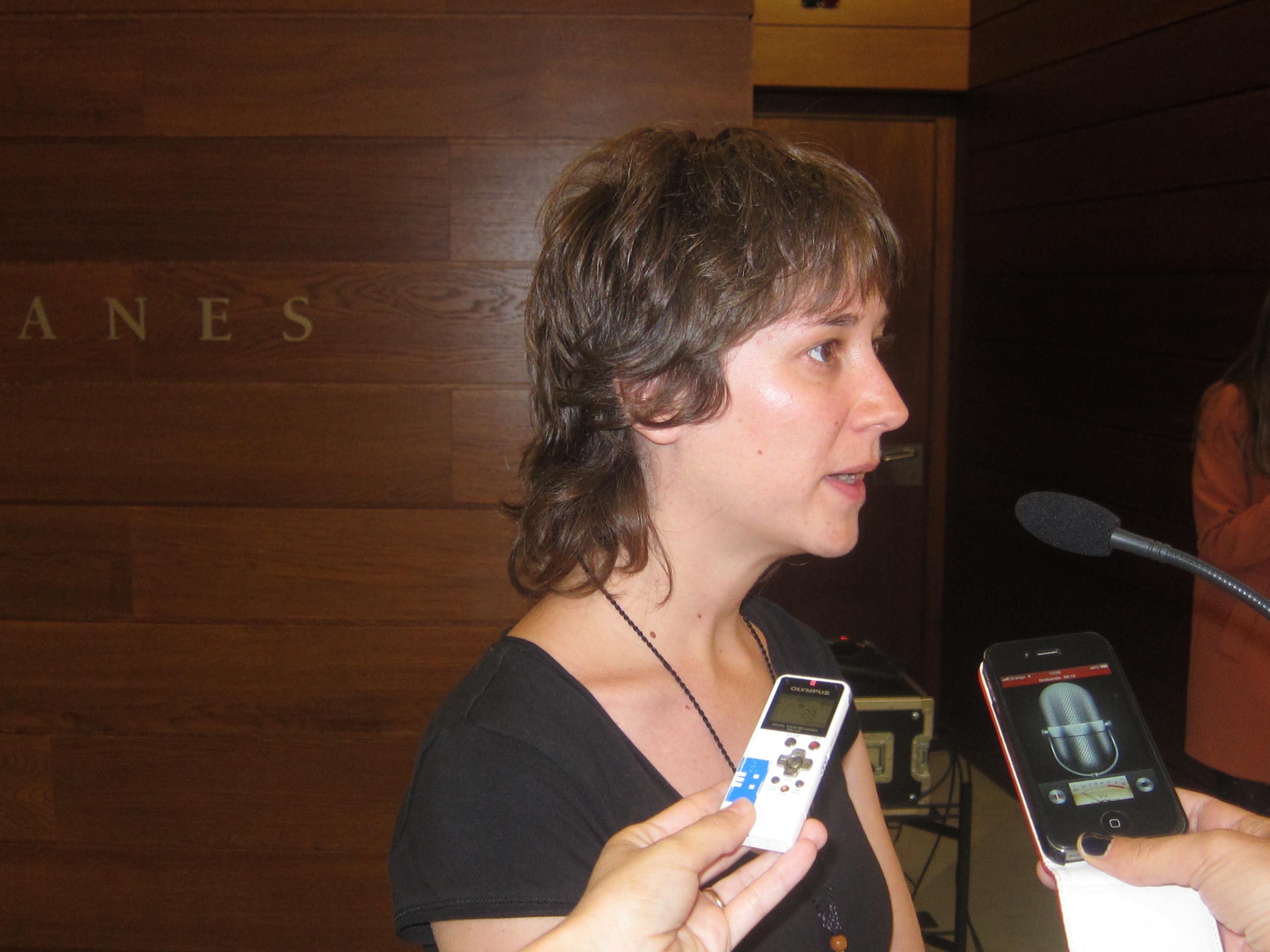 EUPV pide a Fabra y Llombart que «depuren responsabilidades» en Sanidad y «den la cara» en las Corts