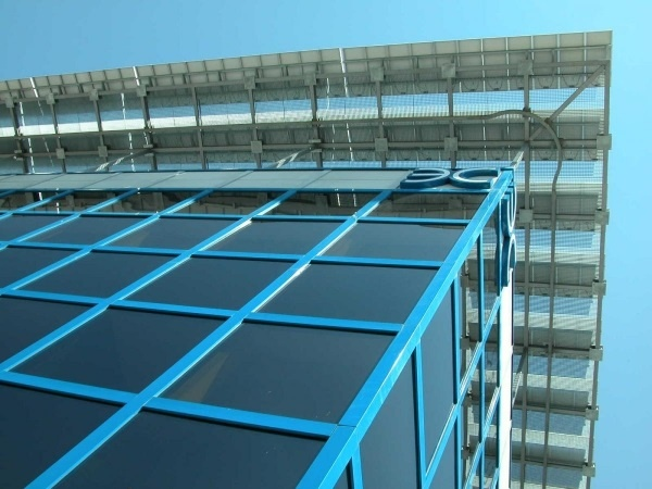 Euroconsult entra en Chile con la gestión energética del tercer edificio más alto del país