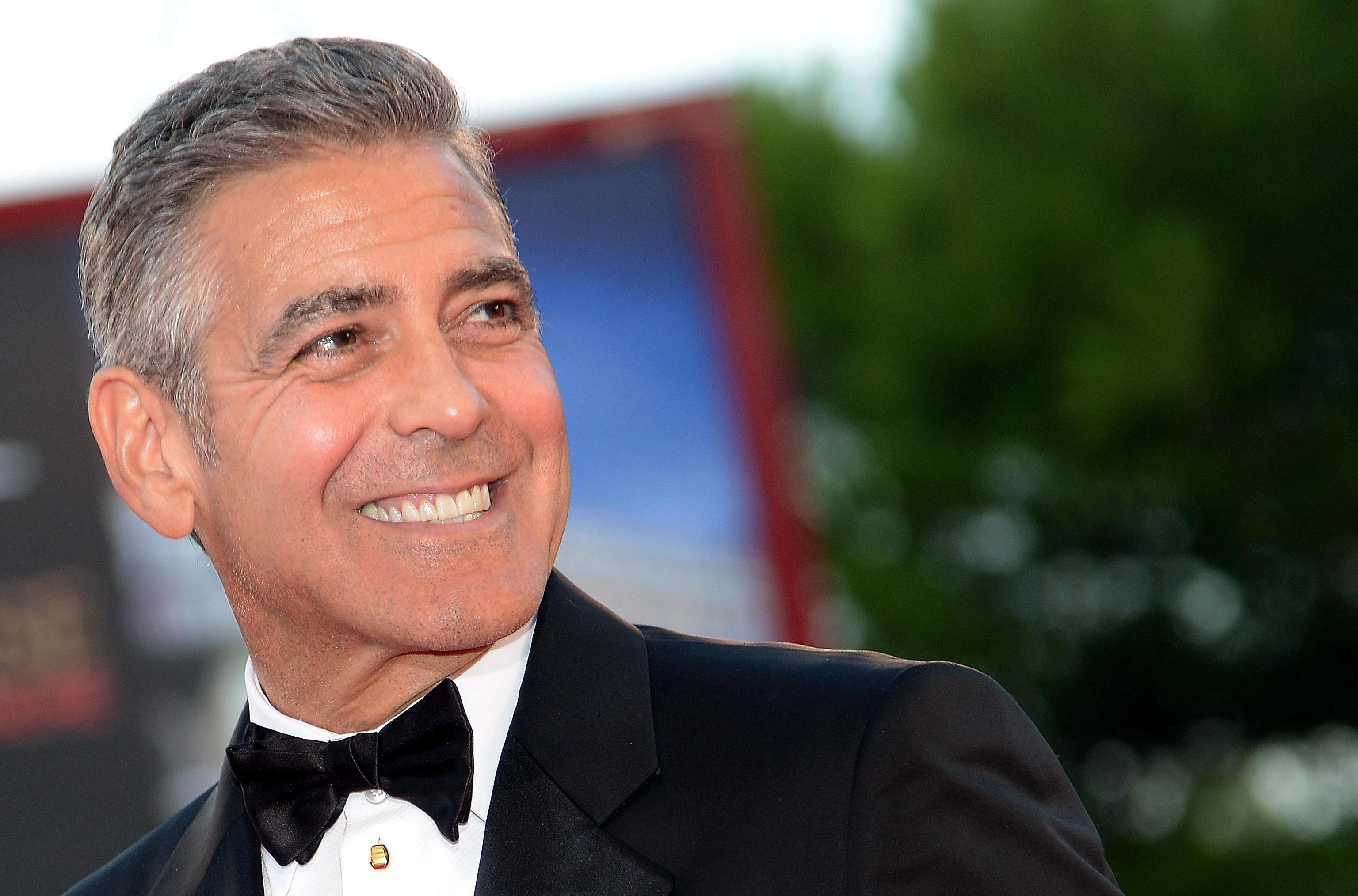 George Clooney rodará la nueva película de Disney en Valencia en 2014