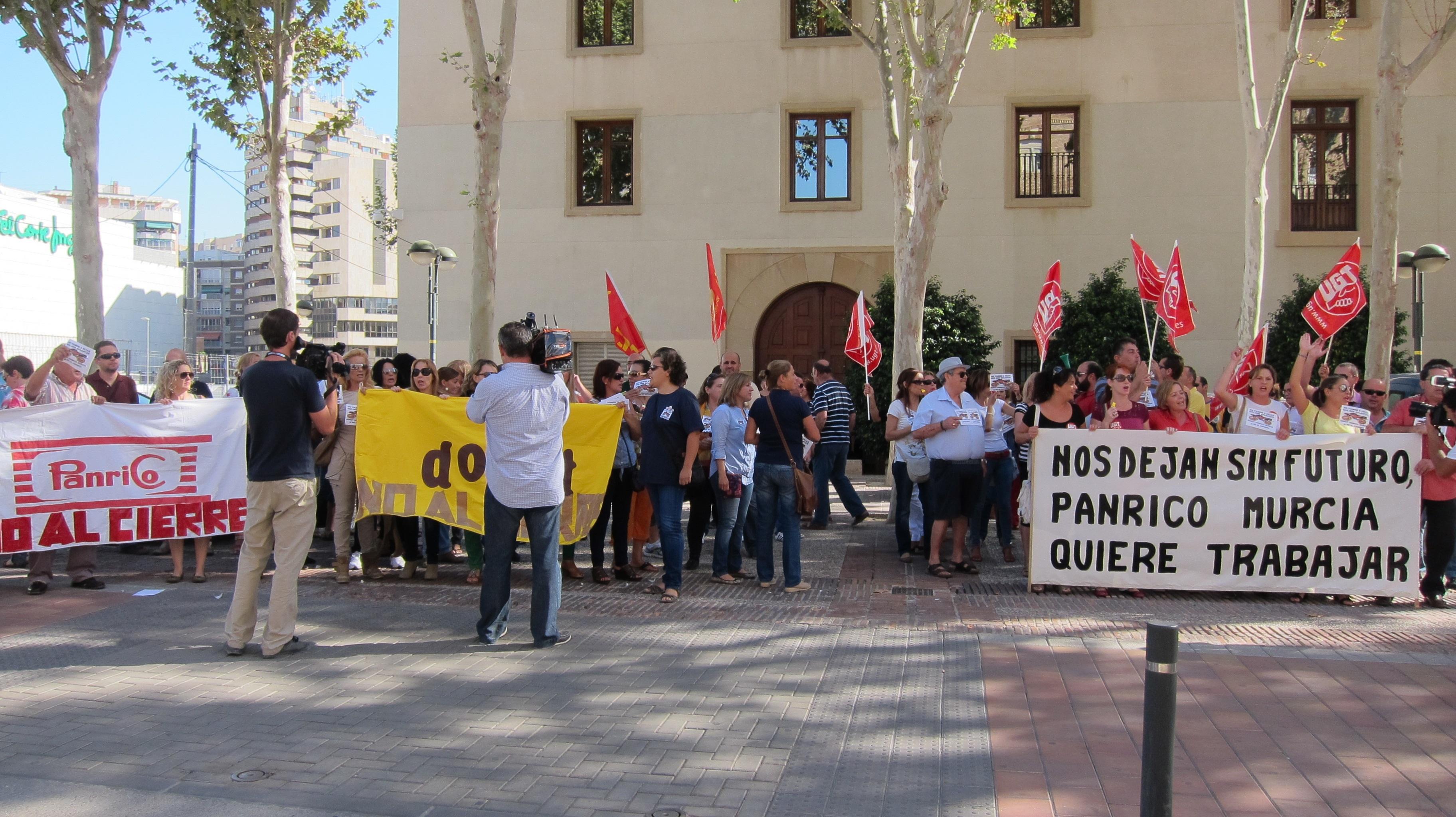 Gobierno regional se compromete a realizar gestiones necesarias para dialogar con la empresa Panrico