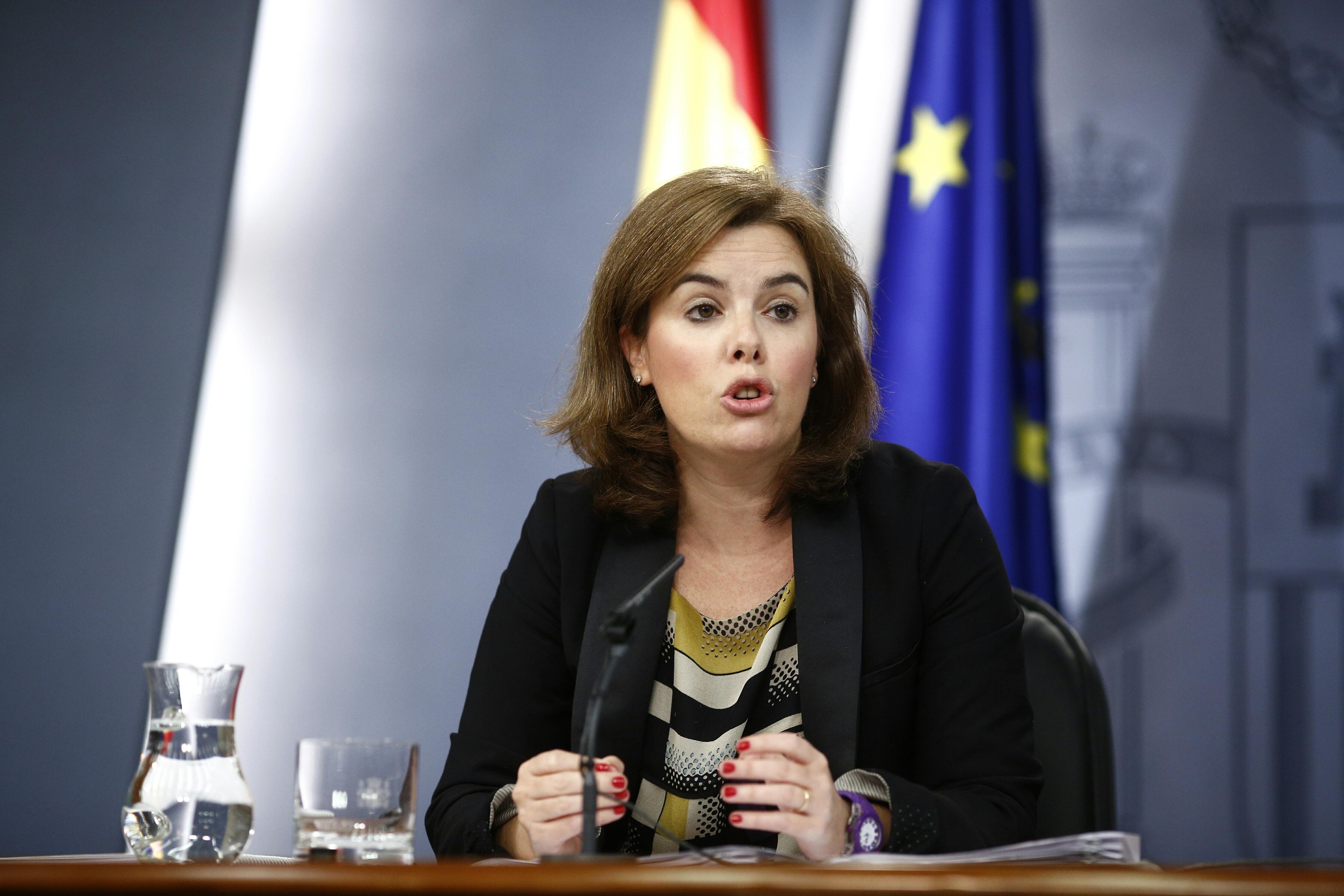 El Gobierno no intercederá para que Fiscalía o PP recurran por el »Chivatazo»