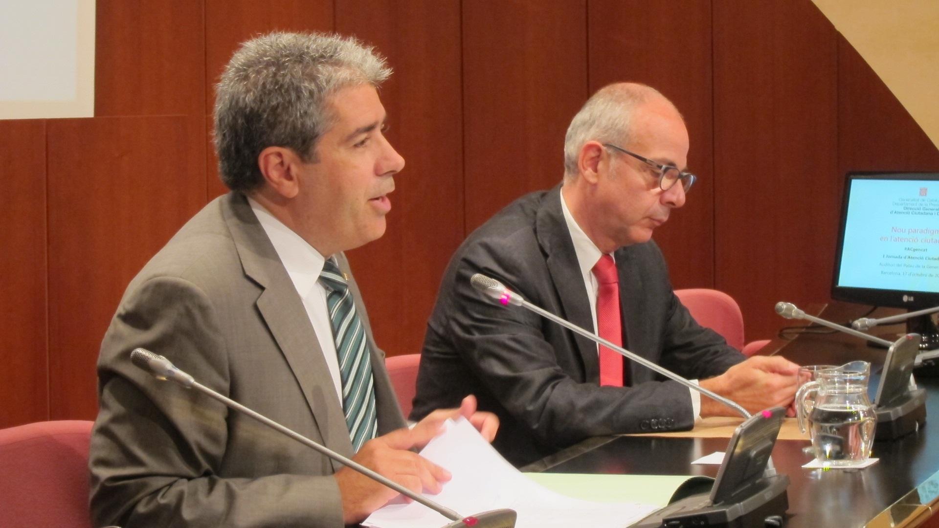 Homs y Duran muestran sus discrepancias en público en el polvorín de CiU