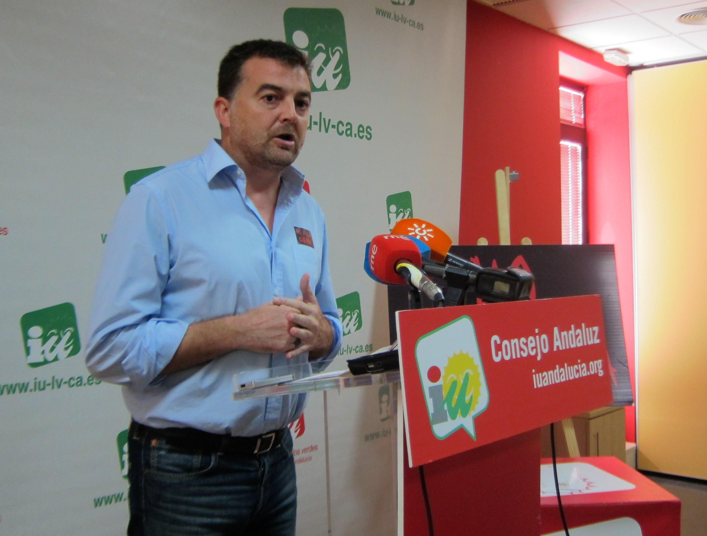 IU-CA afirma que no habrá un «buen» ni «ideal» presupuesto para Andalucía en 2014, sino «posible, diferente y justo»