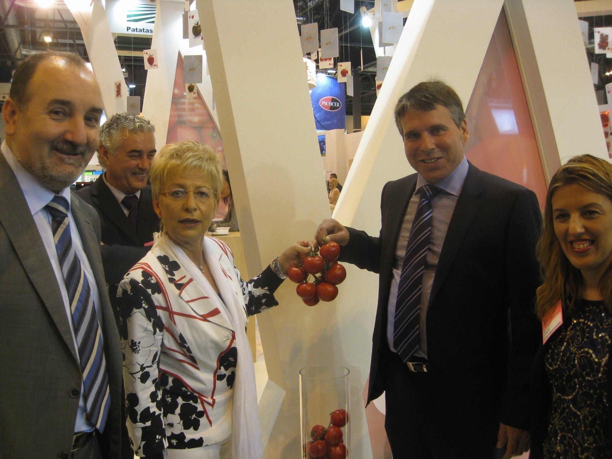 La Junta calcula un incremento del 8% de la superficie de cultivo de tomate de invierno esta temporada