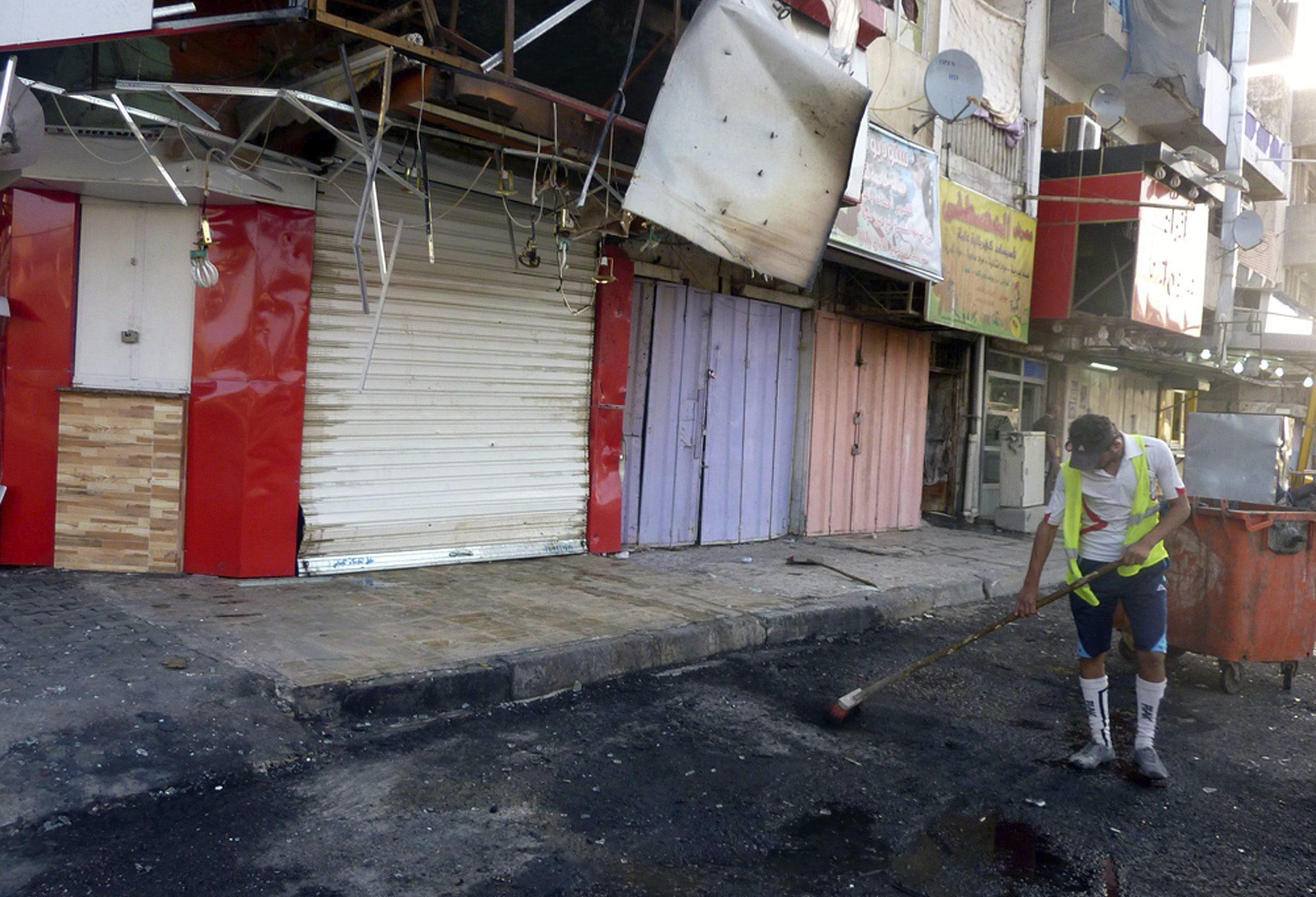 Mueren once personas y 18 resultan heridas por un coche bomba en Bagdad