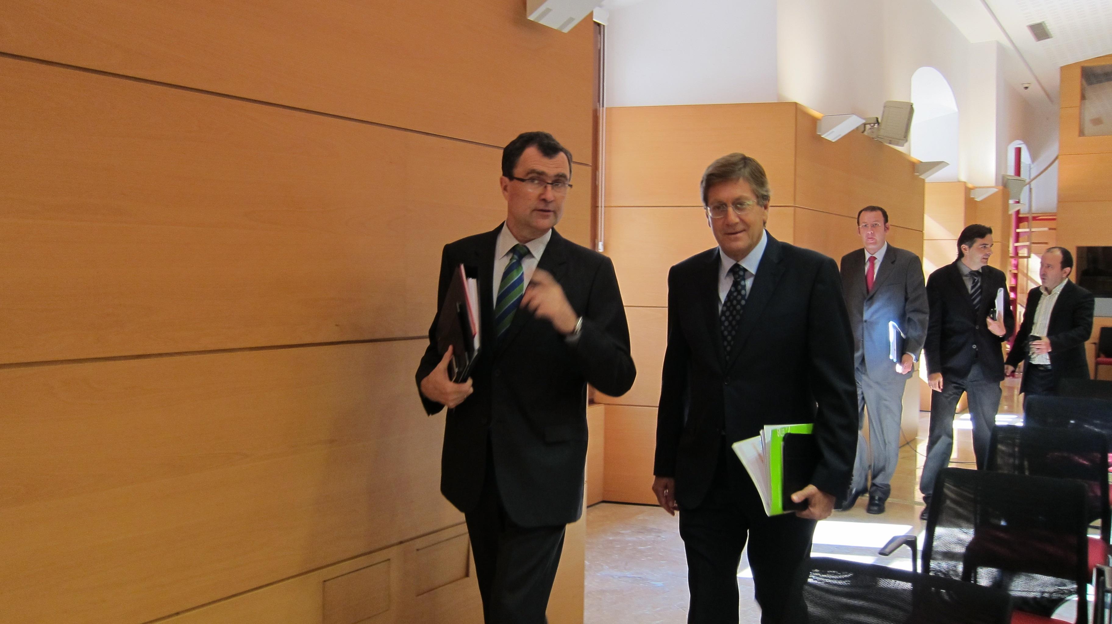 Murcia fija el »techo de gasto» en 3.933 millones para el próximo año