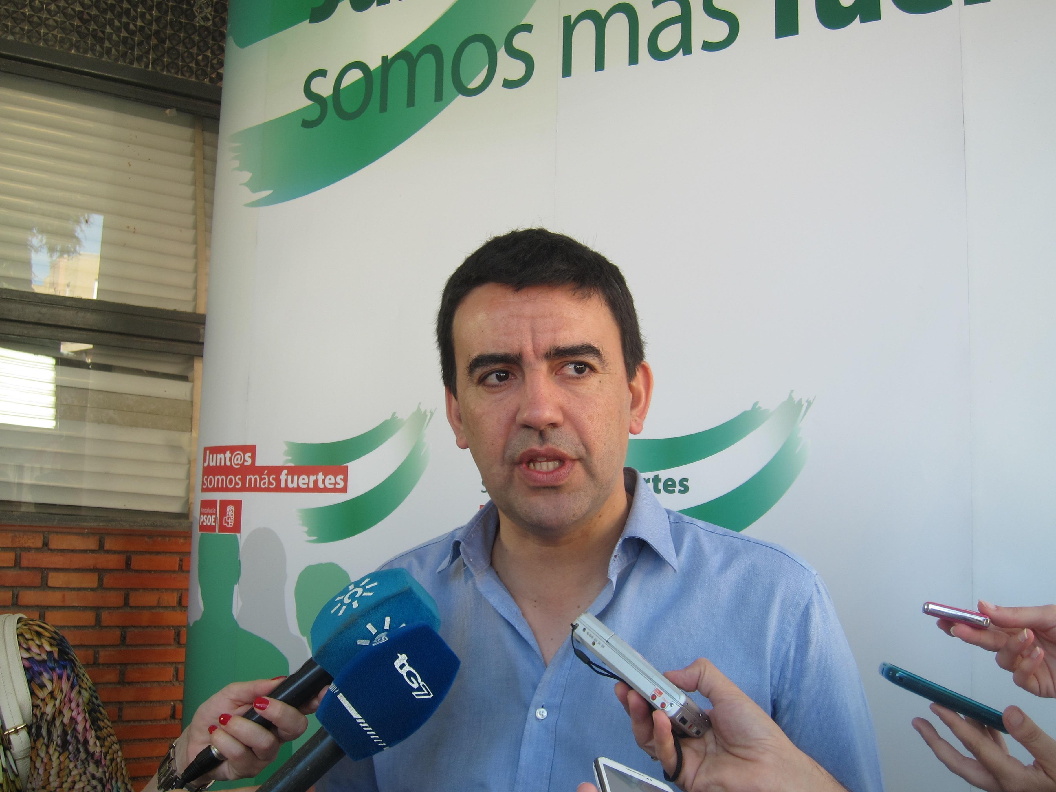PSOE-A asegura que la Reforma Local «tendrá que volver a los corrales con su ministro» cuando gobierne un socialista