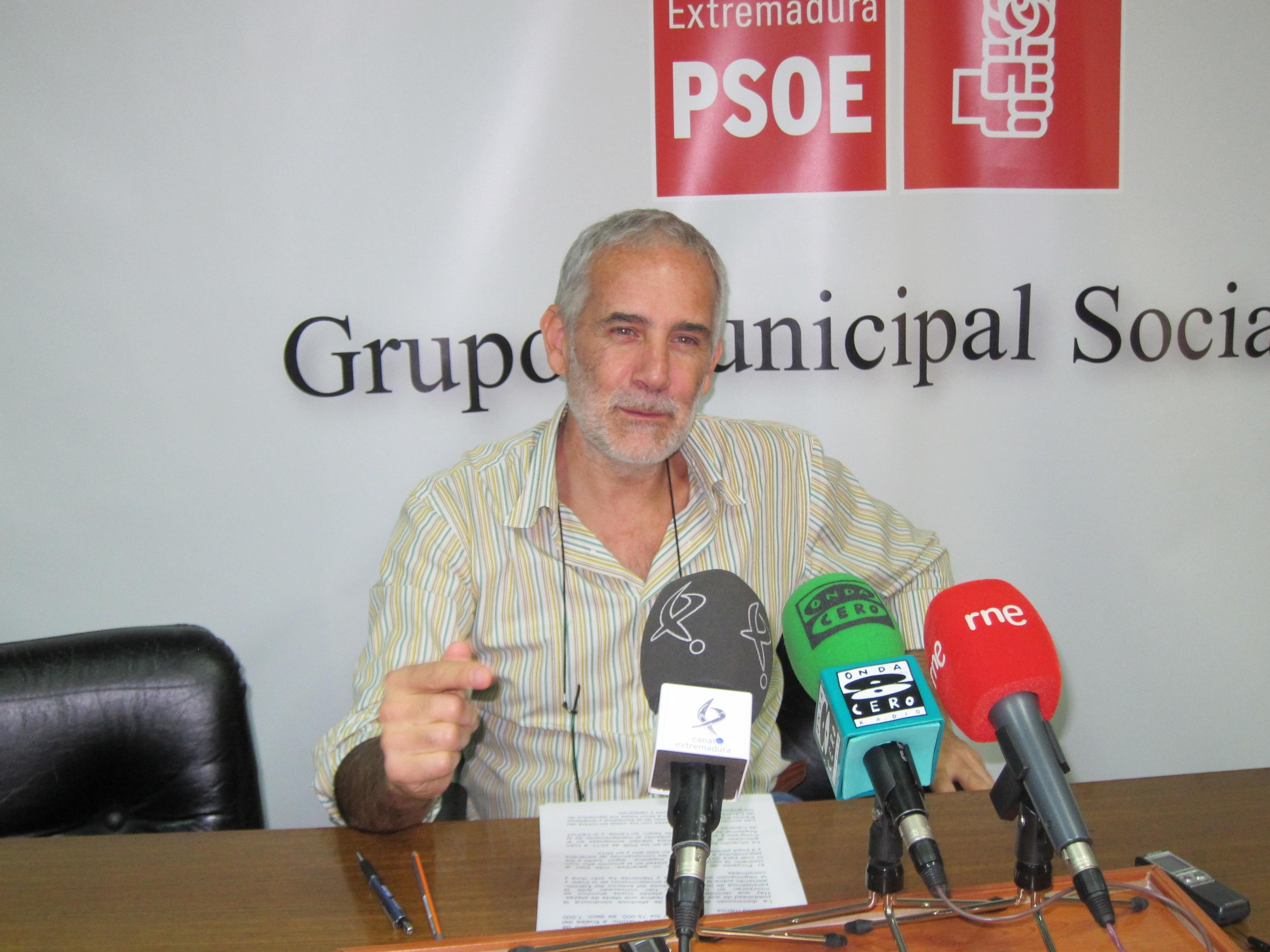El PSOE de Cáceres sostiene que los Presupuestos Generales del Estado para 2014 «no garantizan la continuidad» del Cefot