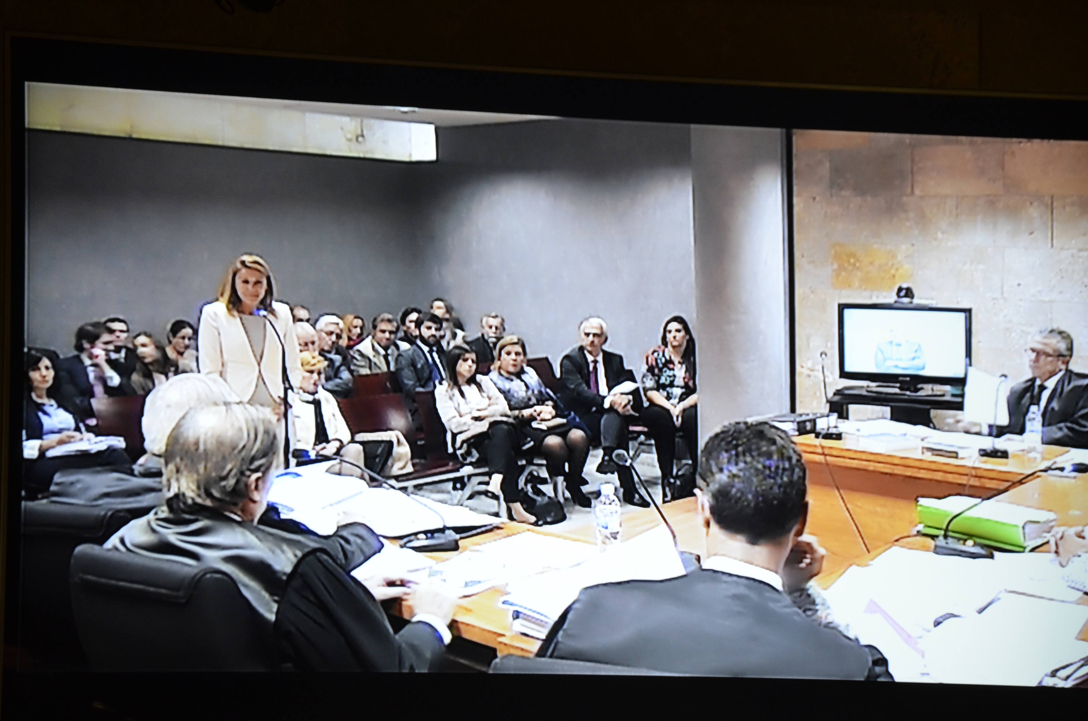 El PSOE juzga «escalofriante» el relato sobre reparto de sobresueldos que ha hecho Bárcenas ante Cospedal