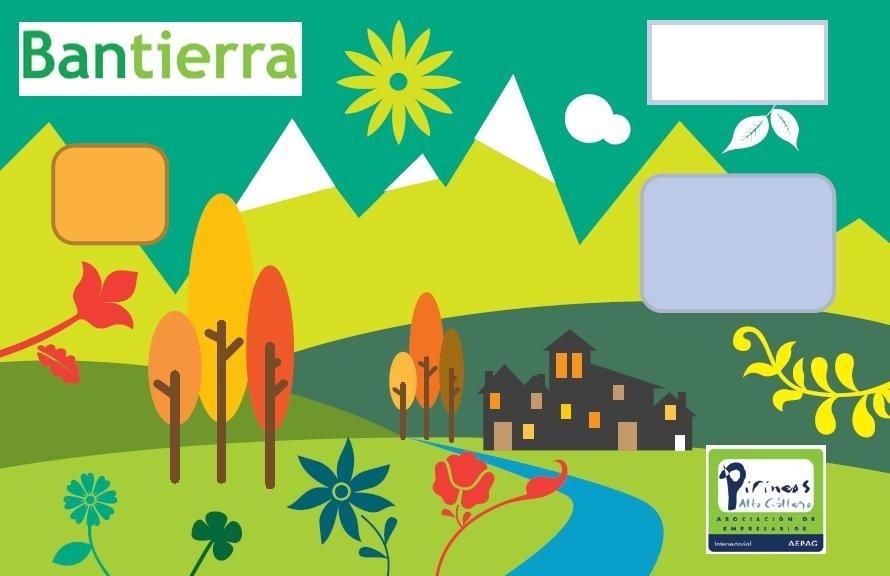 La tarjeta »Pirineos-Alto Gállego» de Bantierra arrancará con 60 establecimientos adheridos