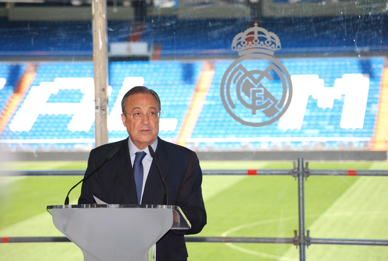 El Real Madrid tiene una deuda financiera neta de 90,6 millones y dispone de 156 «en caja»