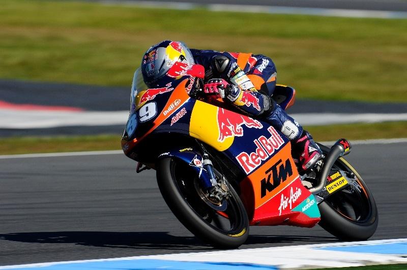 Salom (KTM): «Los resultados no han sido tan buenos como esperaba»