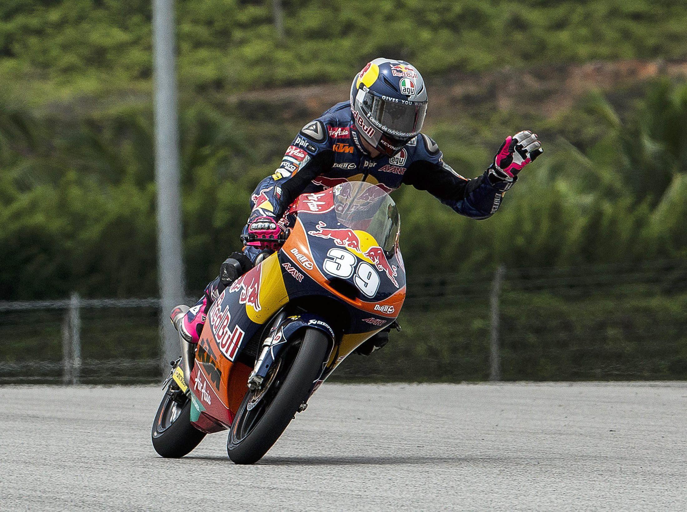 Rabat continúa siendo el referente en los libres de Moto2